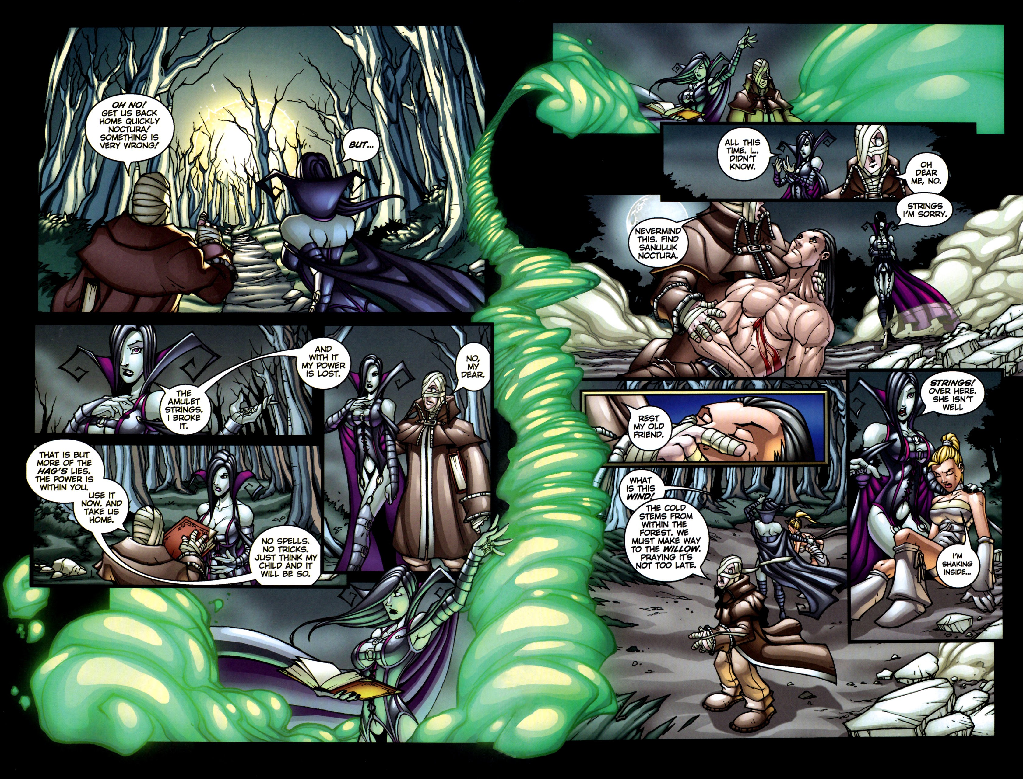 Read online Abiding Perdition comic -  Issue #6 - 19
