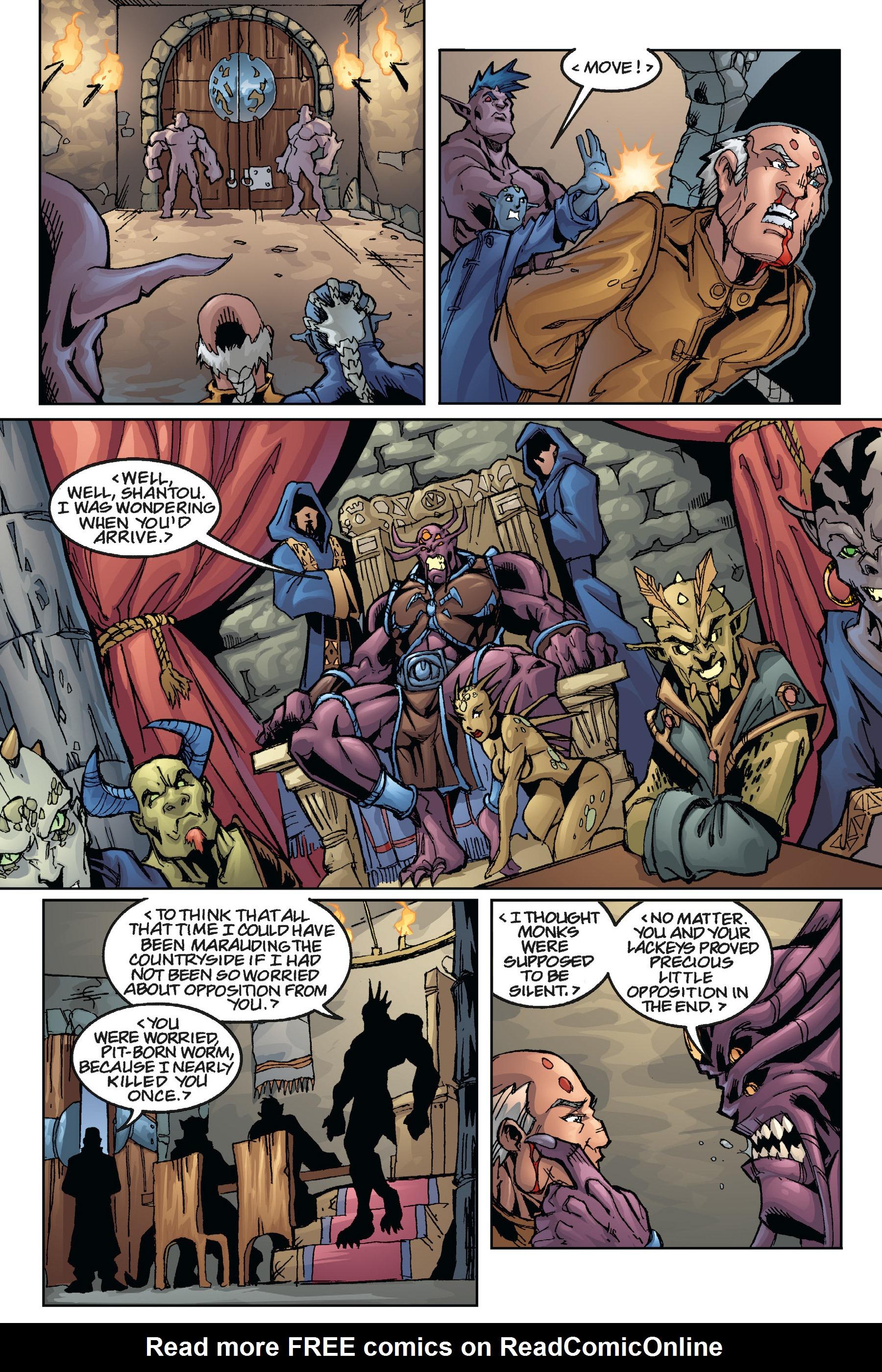 Read online Buffy the Vampire Slayer: Omnibus comic -  Issue # TPB 5 - 352
