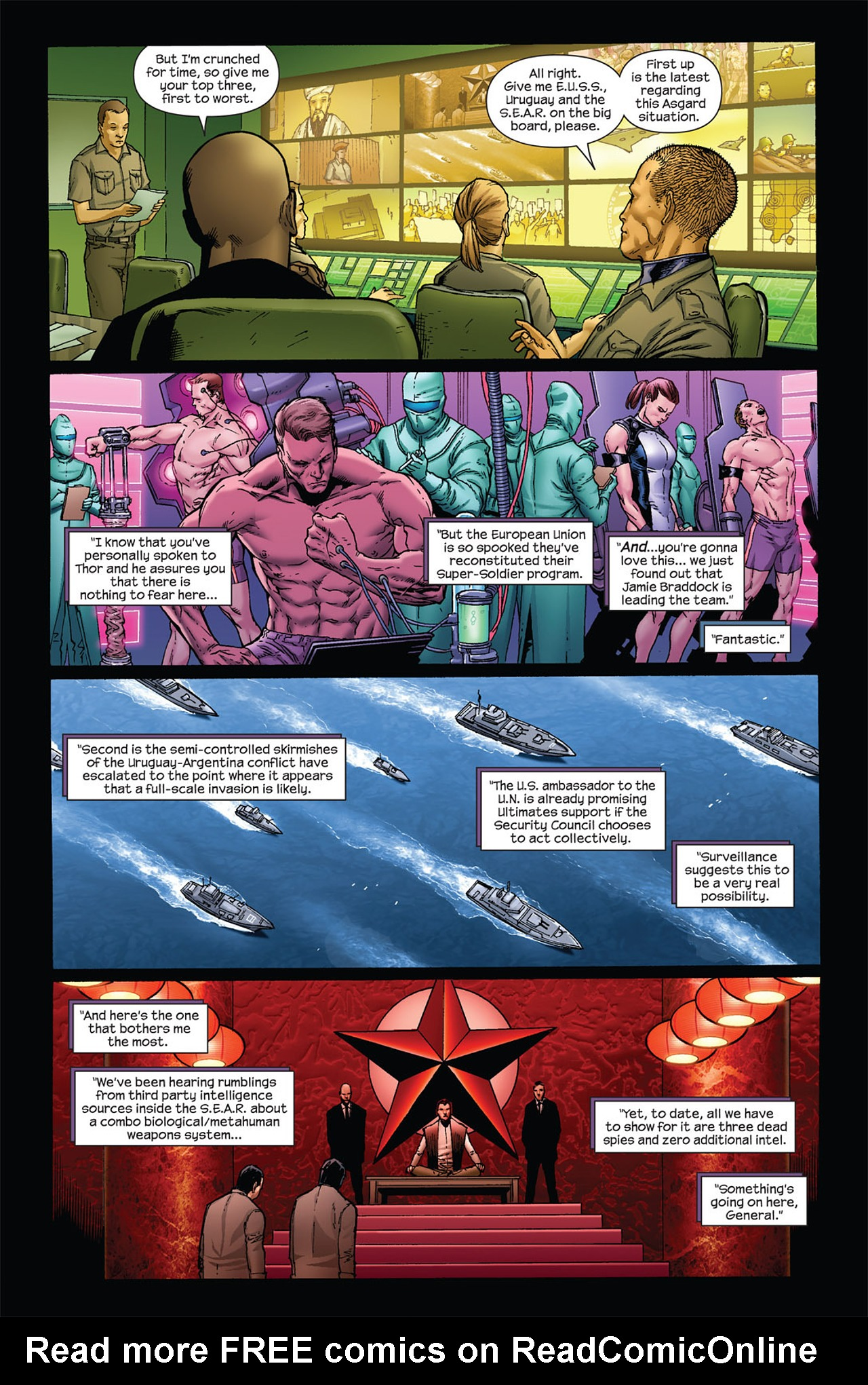 Read online Ultimate Fallout comic -  Issue #5 - 13