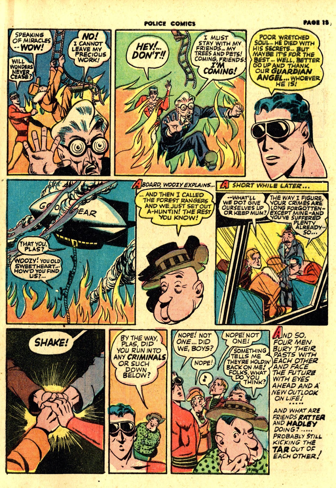 Police Comics issue 19 - Page 17