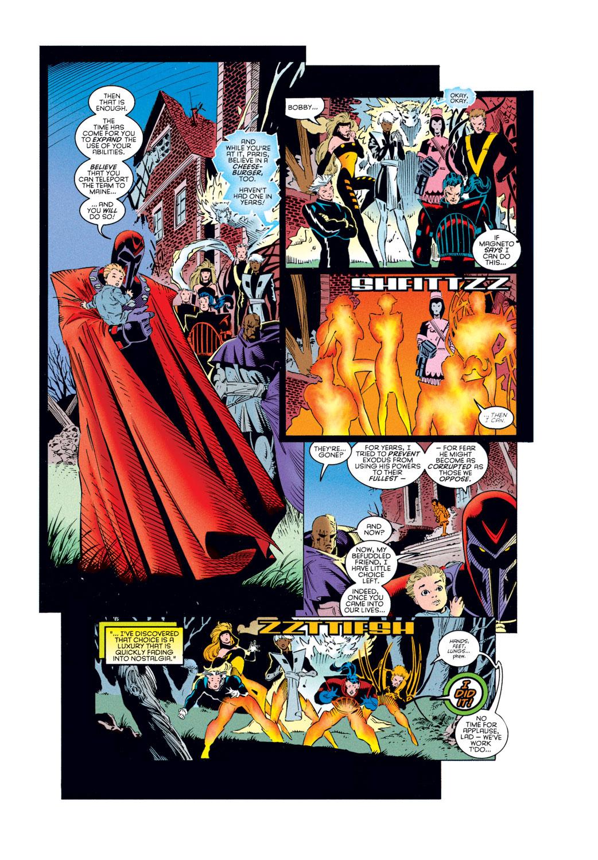 Read online Amazing X-Men (1995) comic -  Issue #1 - 13