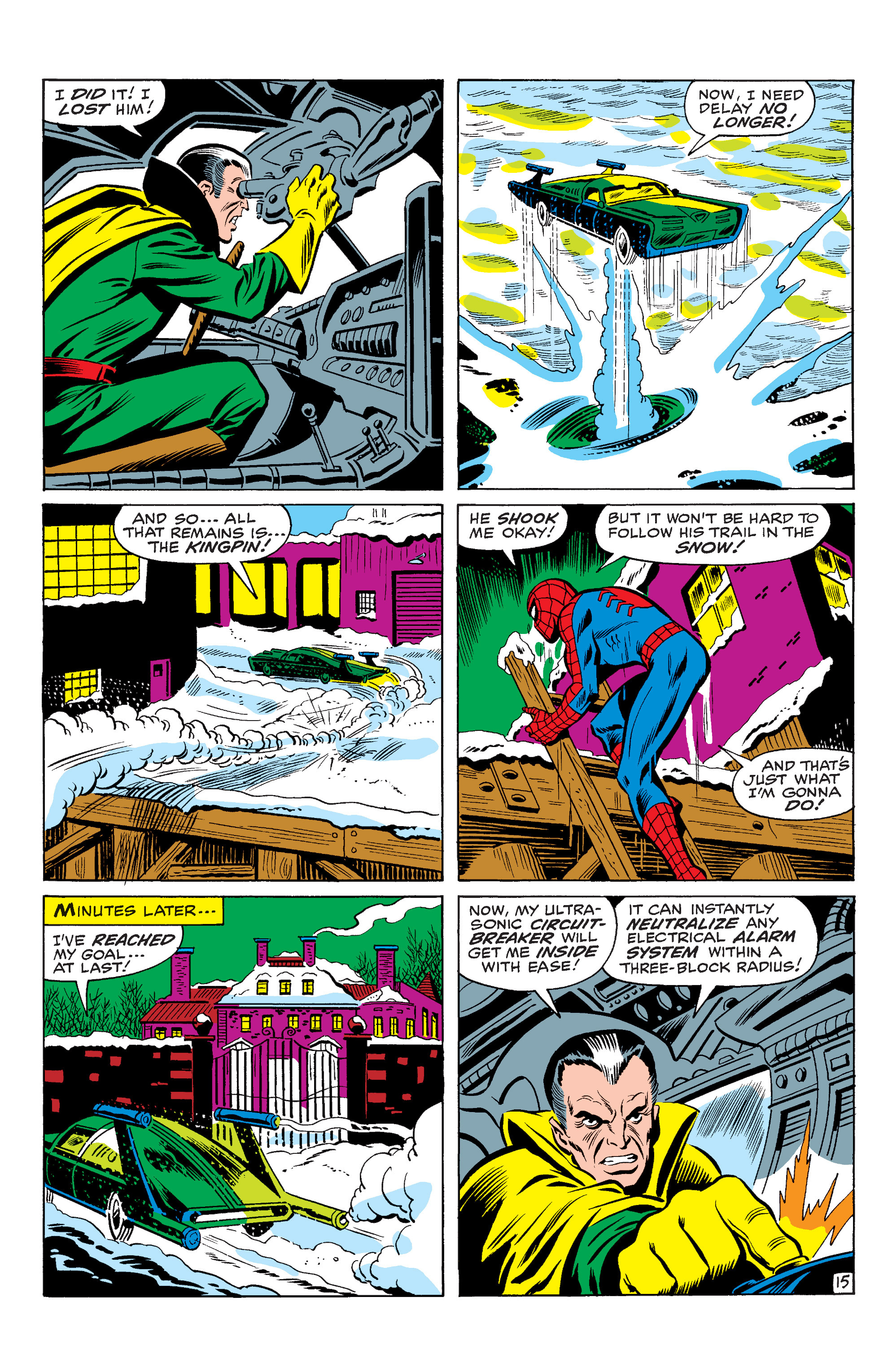 The Amazing Spider-Man (1963) 84 Page 14