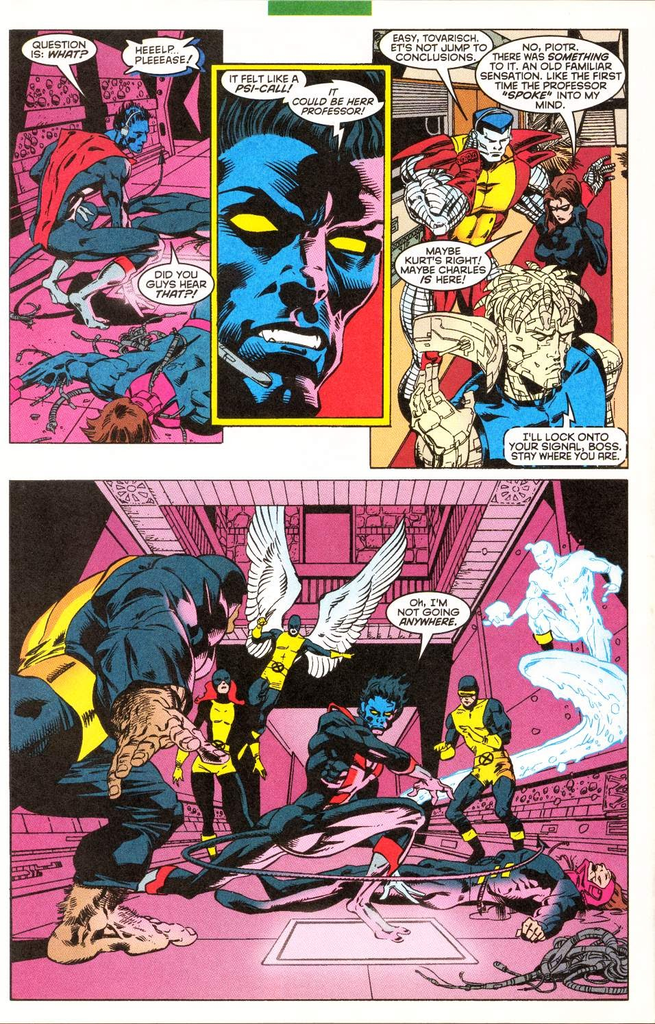 Excalibur (1988) issue 122 - Page 10