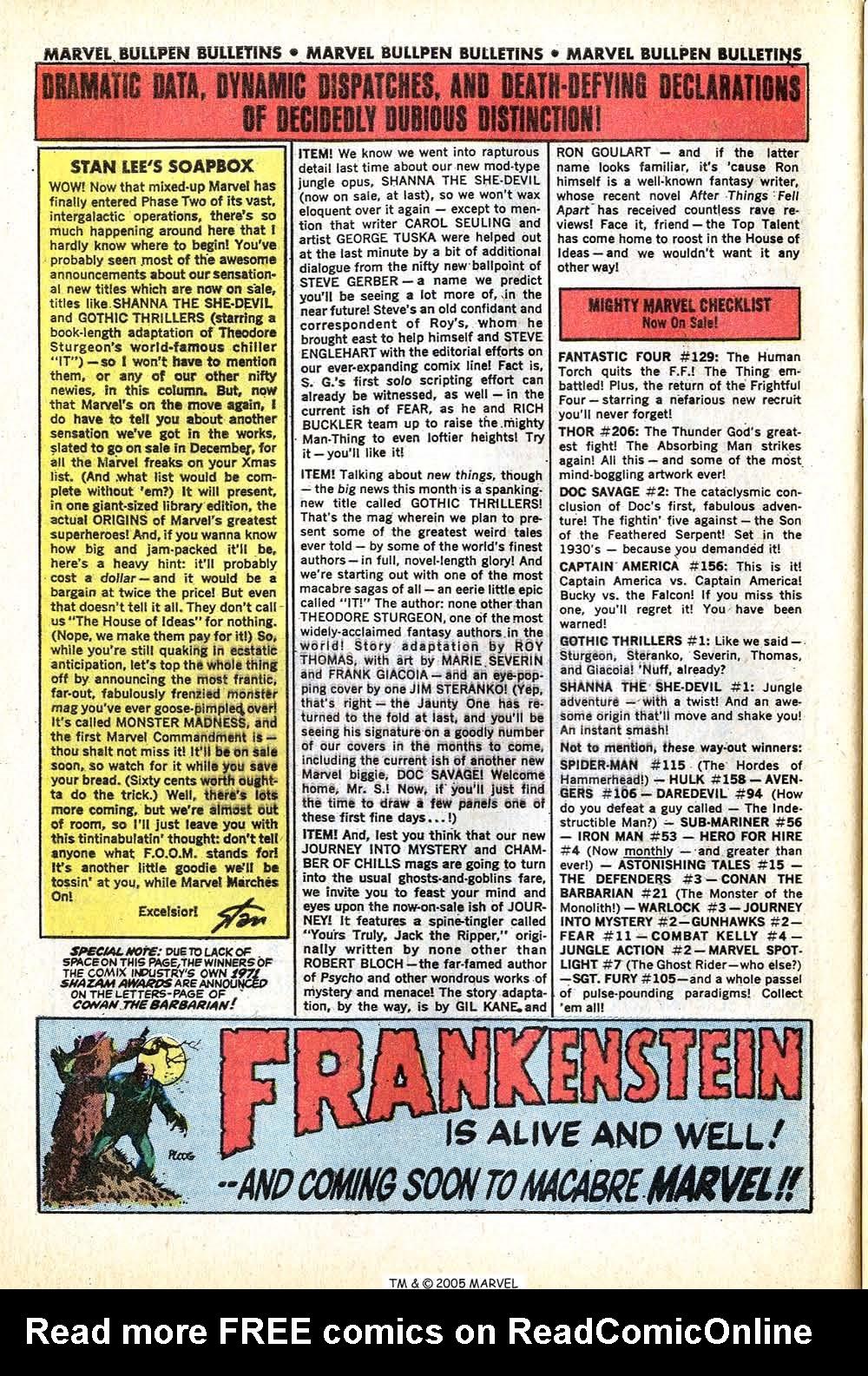 Uncanny X-Men (1963) 79 Page 31