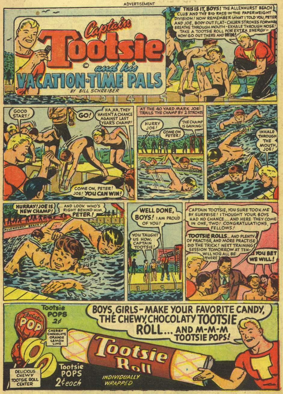 Read online Adventure Comics (1938) comic -  Issue #167 - 23