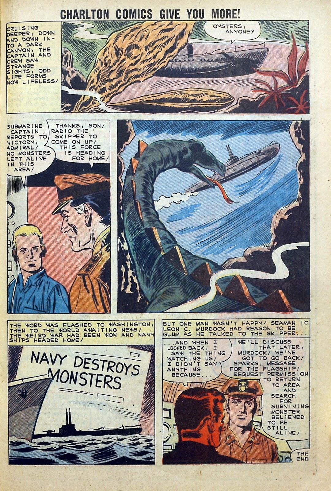 Read online Fightin' Navy comic -  Issue #99 - 21