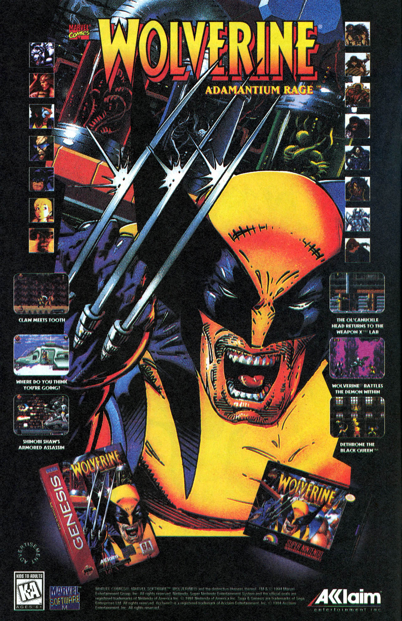 Read online X-Force (1991) comic -  Issue #41 - 14