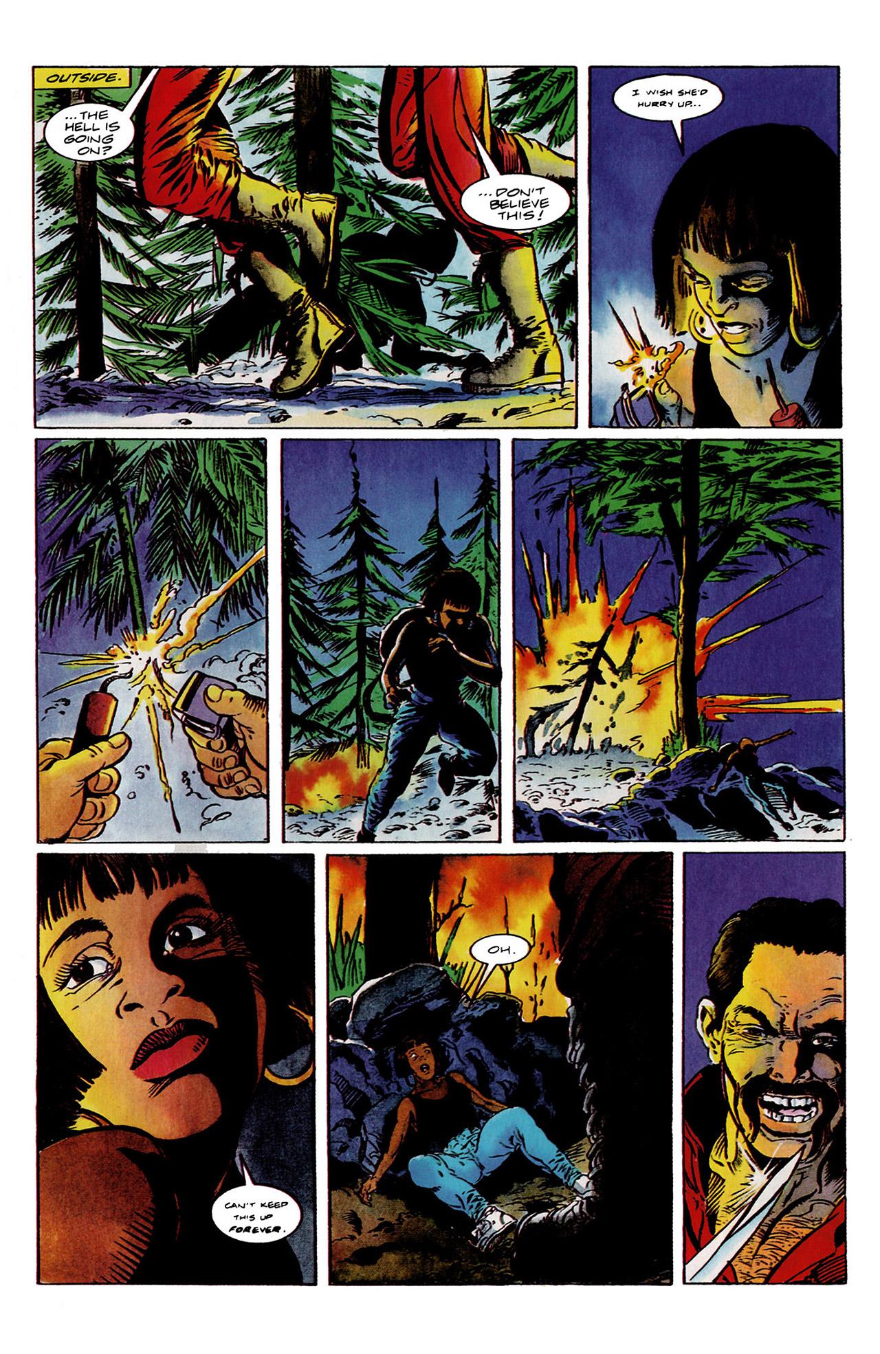 Read online Harbinger (1992) comic -  Issue #11 - 19