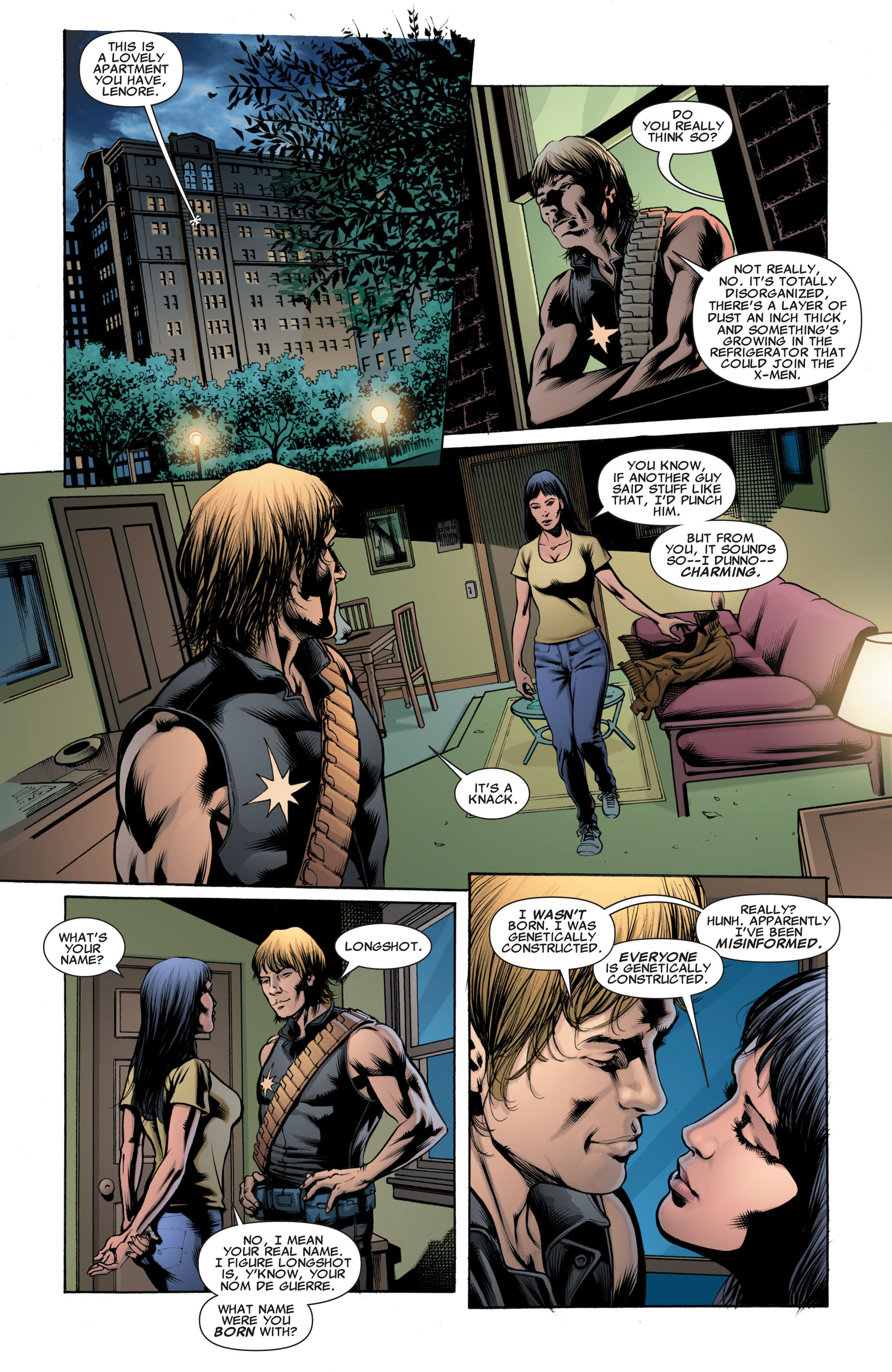 Read online X-Factor (2006) comic -  Issue #42 - 5