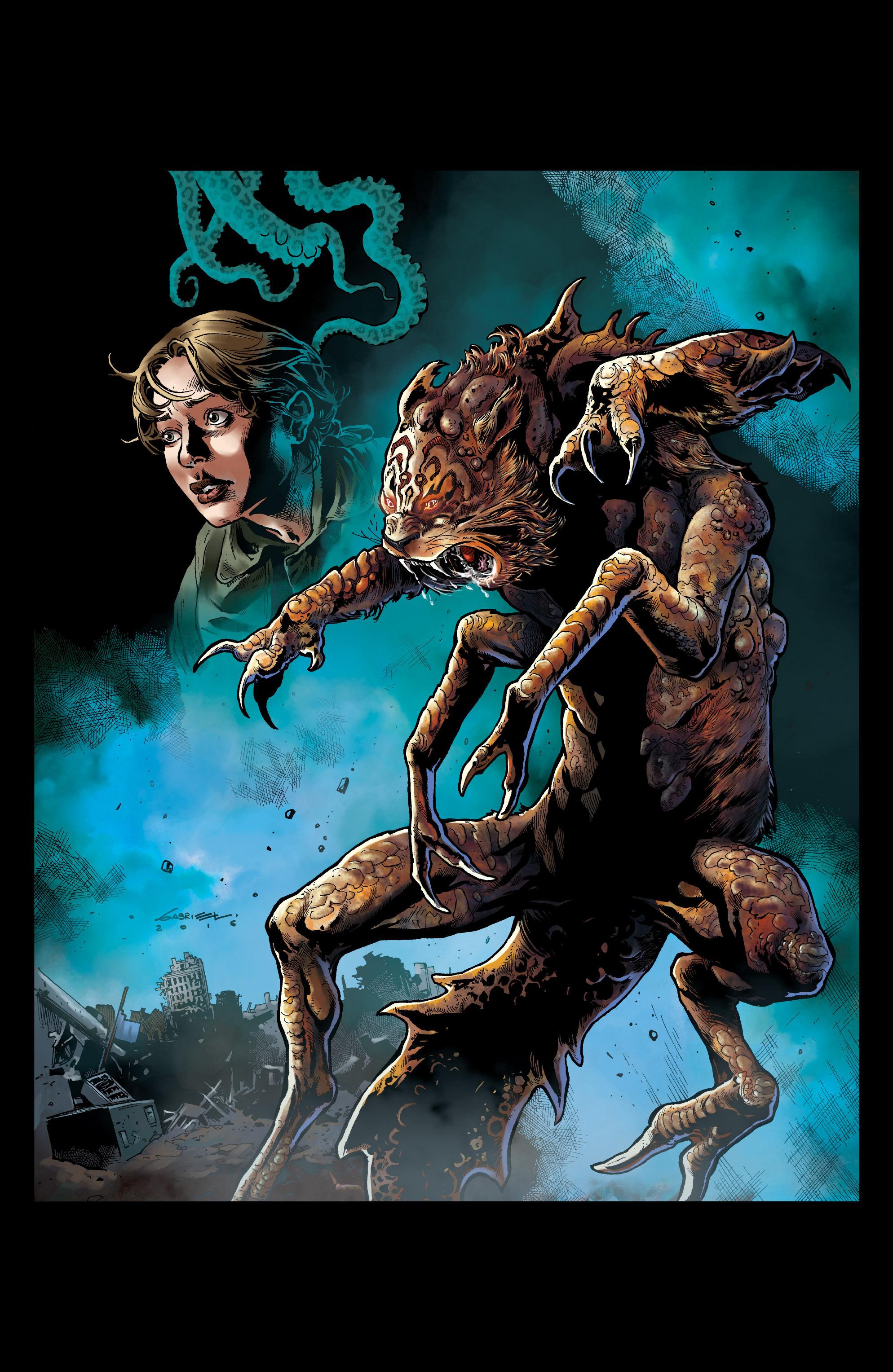 Read online Alan Moore's Cinema Purgatorio comic -  Issue #7 - 50