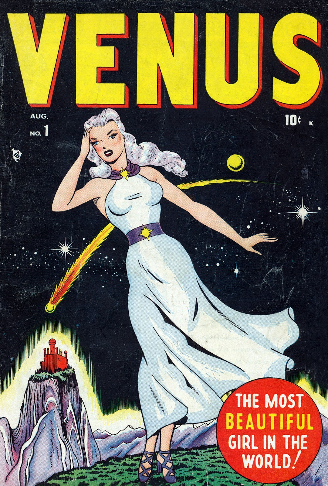 Venus (1948) issue 1 - Page 1