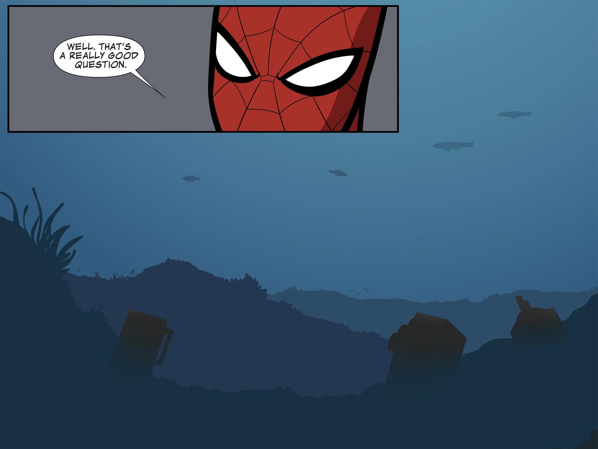 Read online Ultimate Spider-Man (Infinite Comics) (2015) comic -  Issue #11 - 36