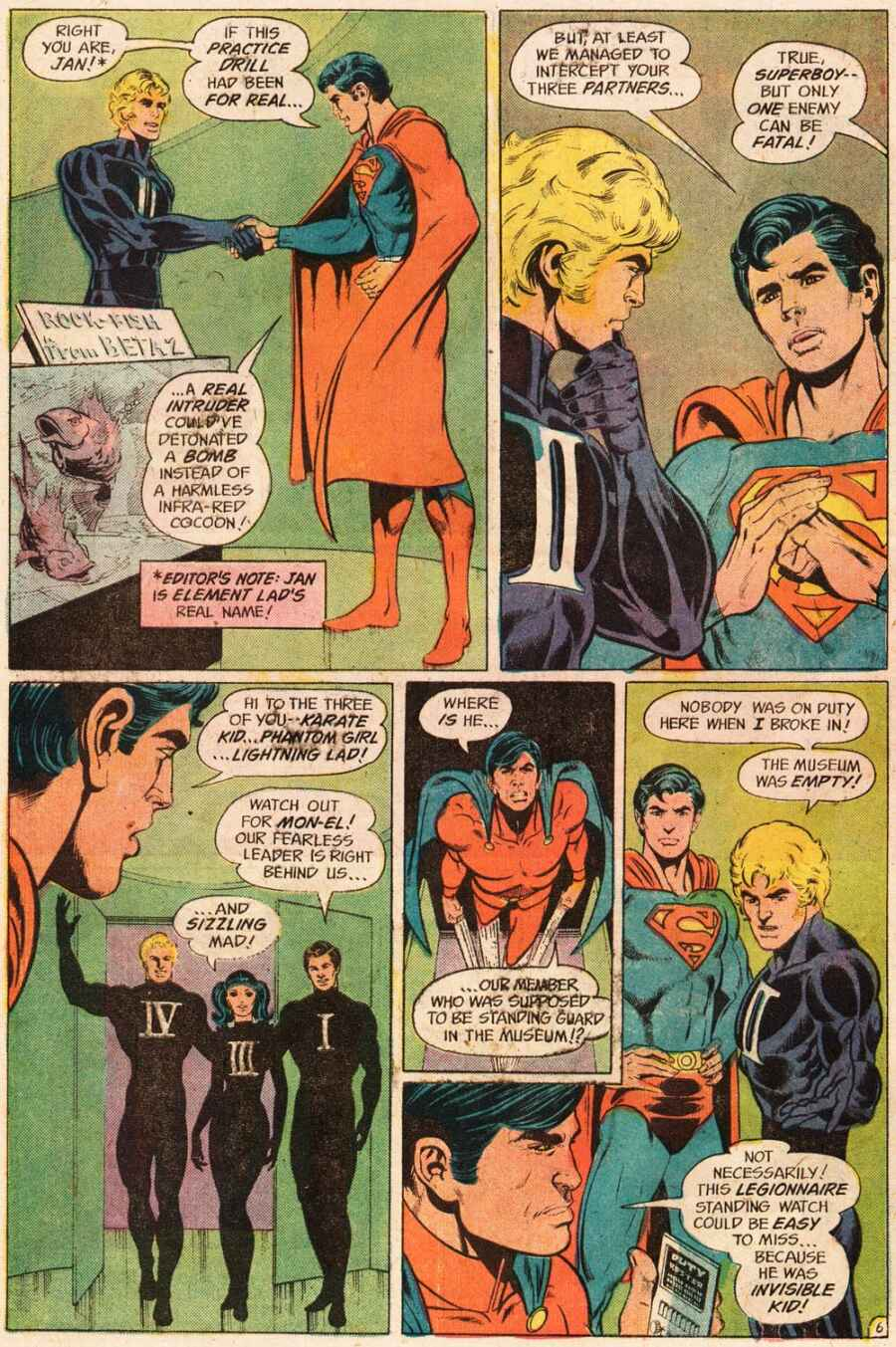 Superboy (1949) issue 203 - Page 7