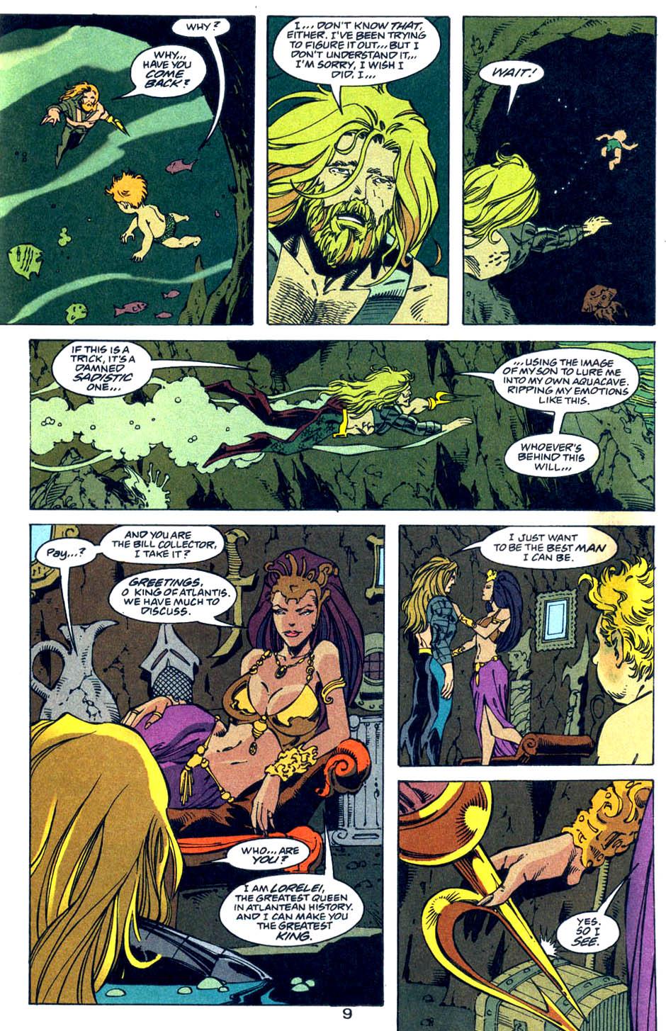 Read online Aquaman (1994) comic -  Issue #Aquaman (1994) _Annual 4 - 10