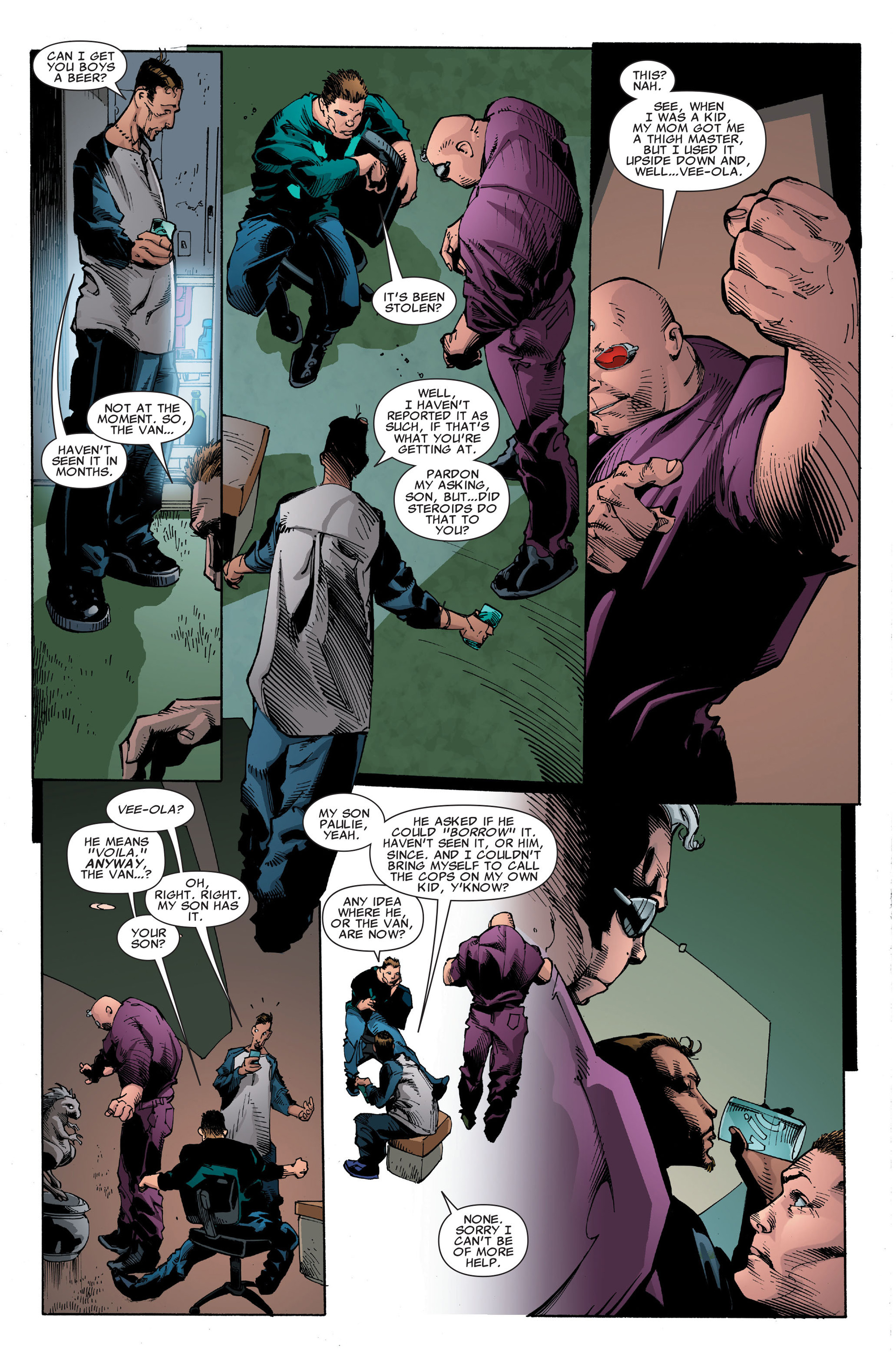 Read online X-Factor (2006) comic -  Issue #36 - 11