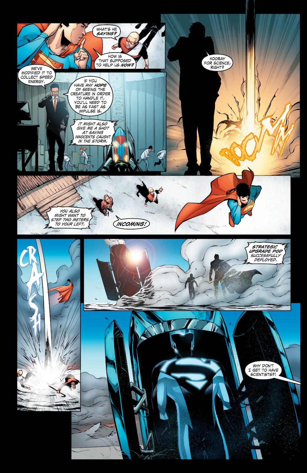 Read online Smallville Season 11 [II] comic -  Issue # TPB 3 - 89
