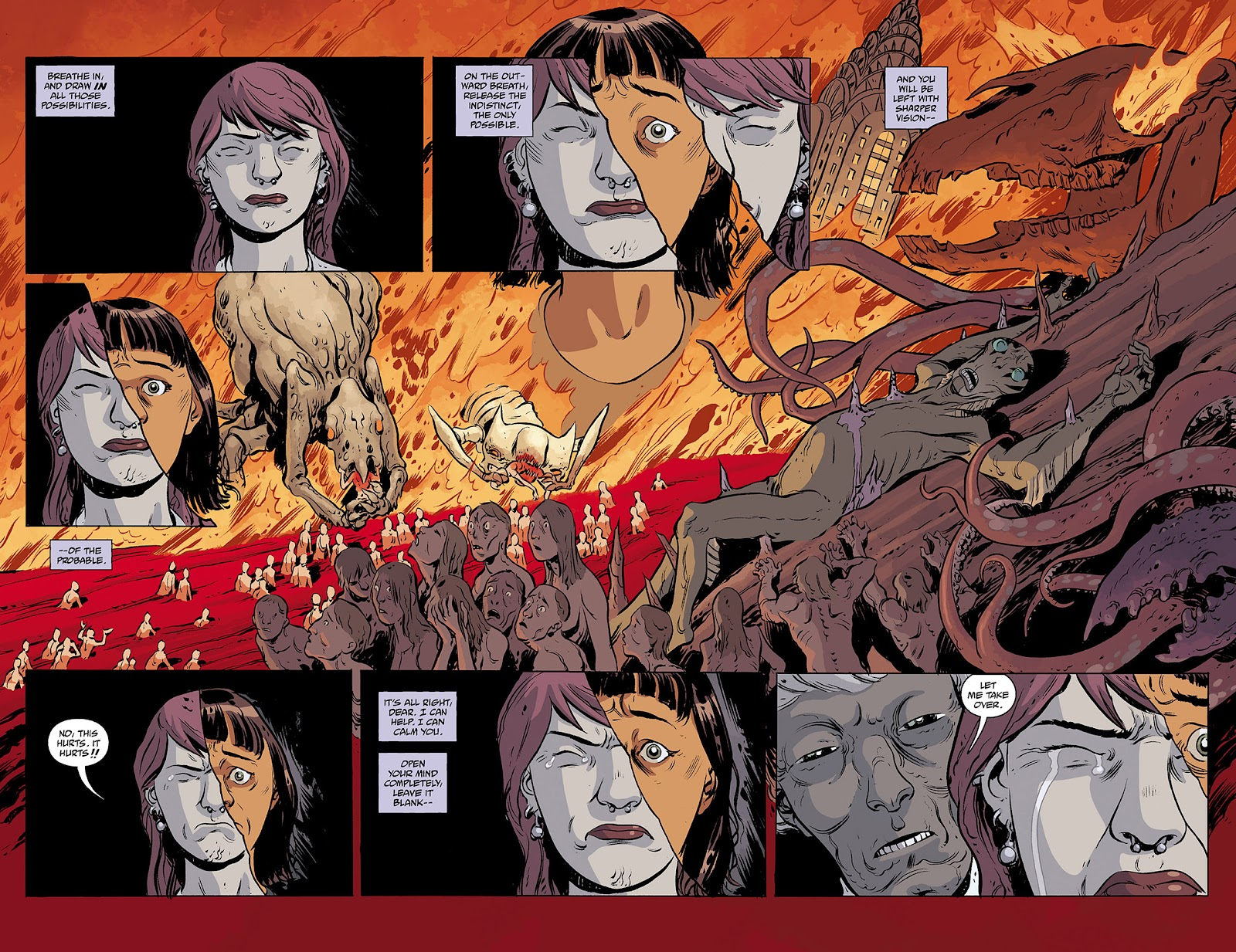Read online B.P.R.D. Hell on Earth: The Return of the Master comic -  Issue #2 - 16