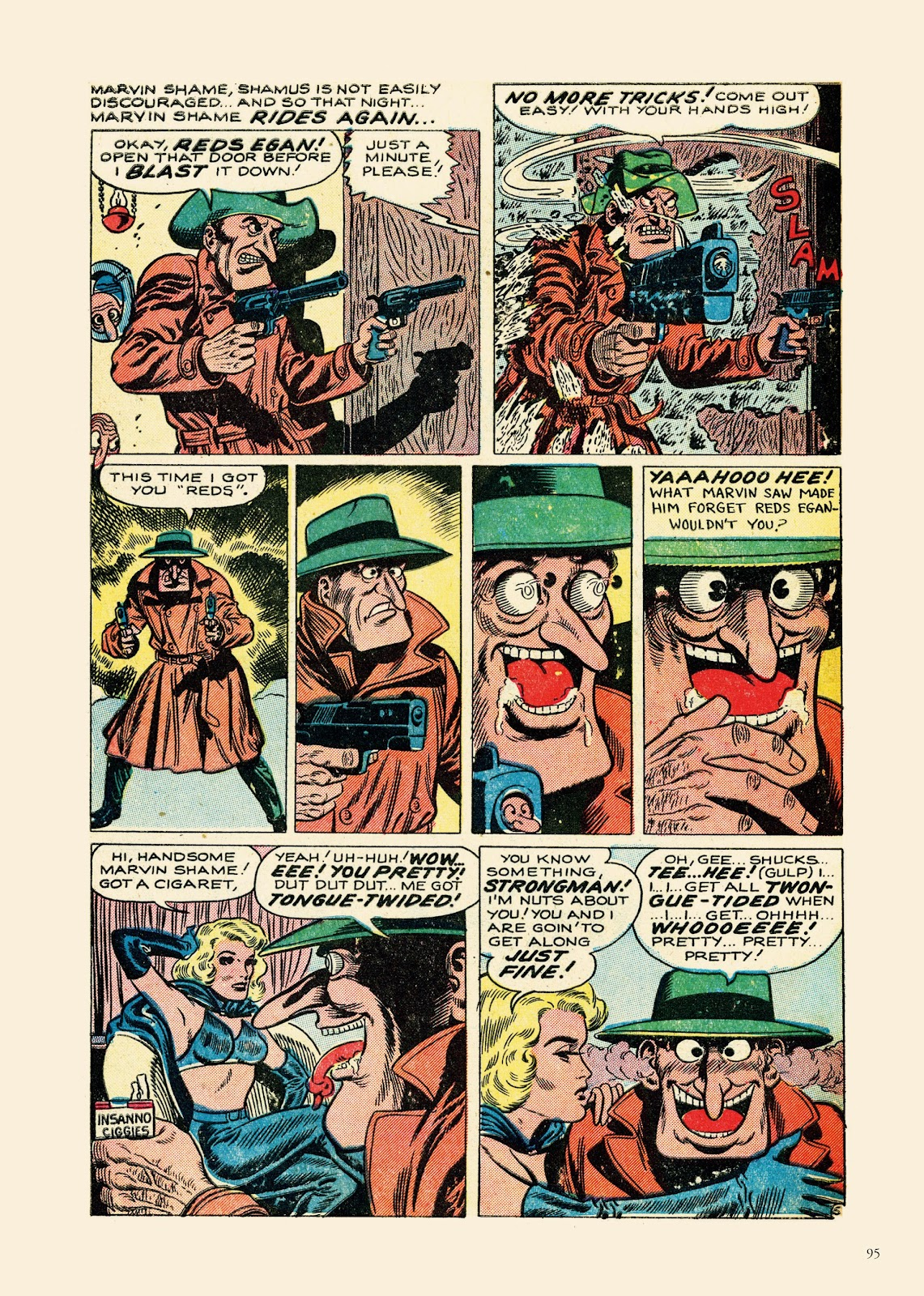 Read online Sincerest Form of Parody: The Best 1950s MAD-Inspired Satirical Comics comic -  Issue # TPB (Part 1) - 96
