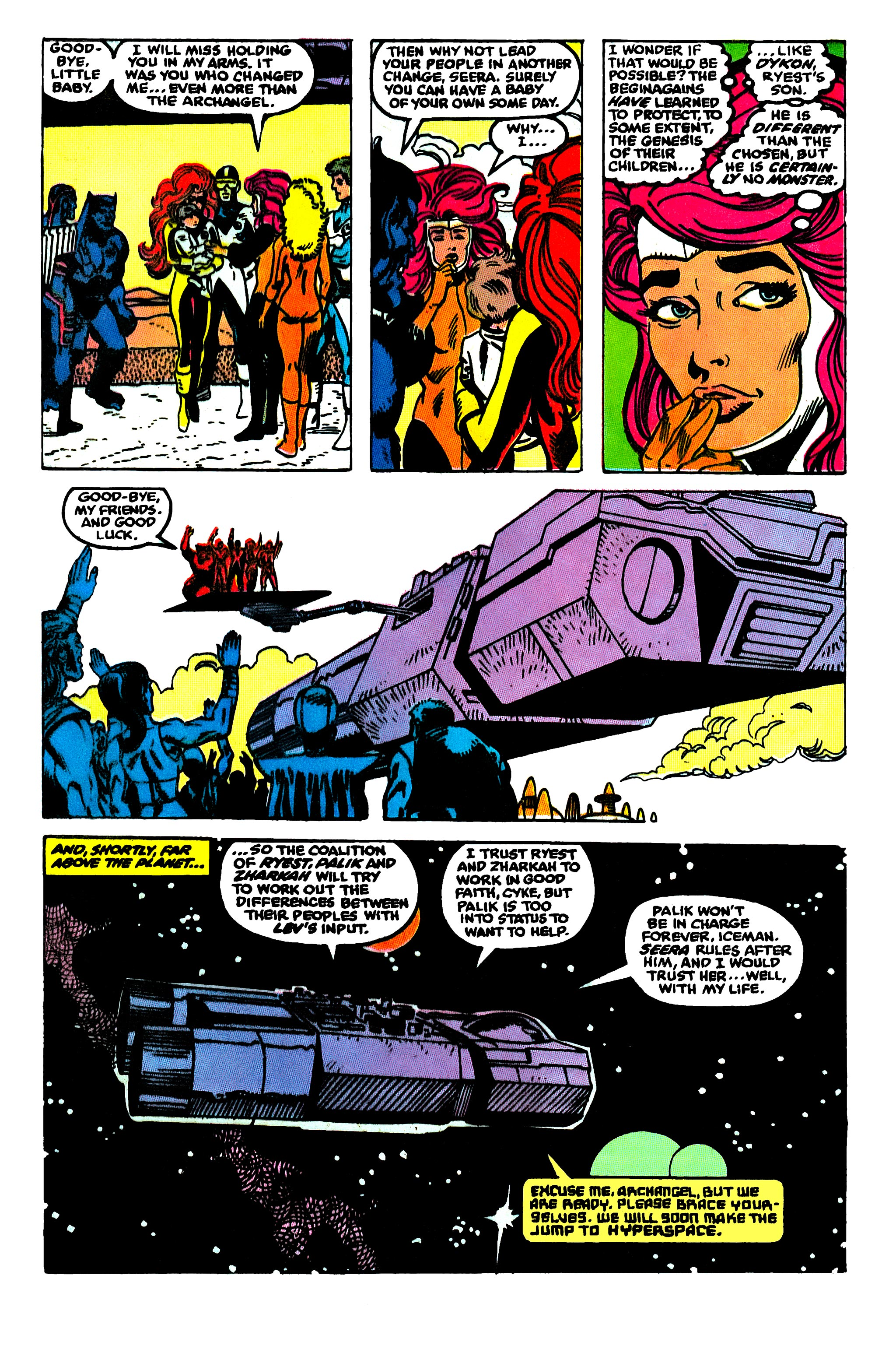 Read online X-Factor (1986) comic -  Issue #50 - 33