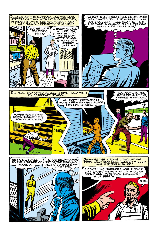 Read online Amazing Adventures (1961) comic -  Issue #2 - 6