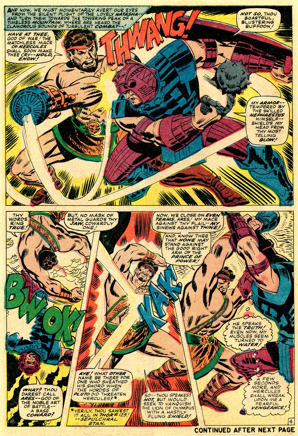 The Avengers (1963) 38 Page 5