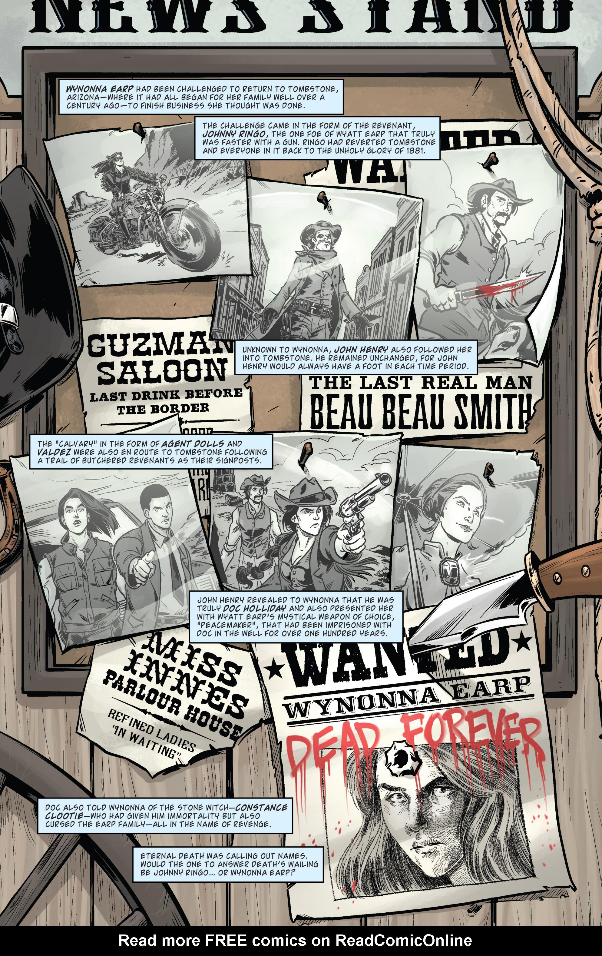 Read online Wynonna Earp (2016) comic -  Issue #6 - 3