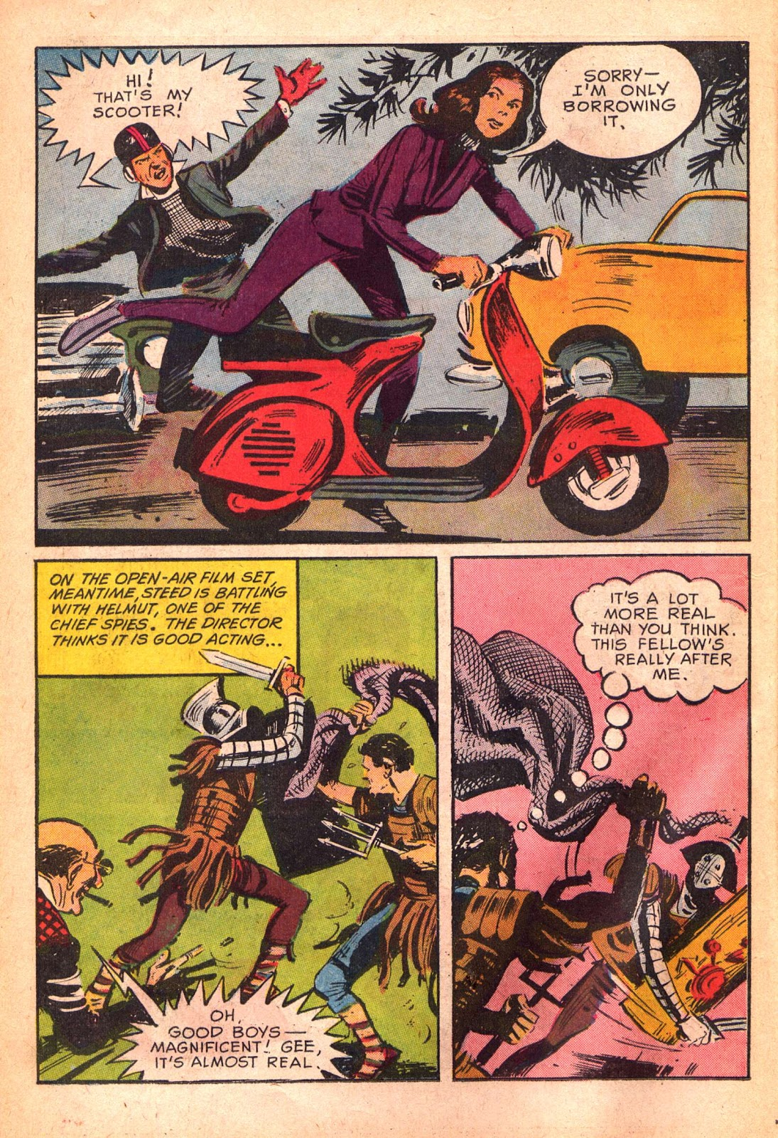 Read online The Avengers (1968) comic -  Issue # Full - 14