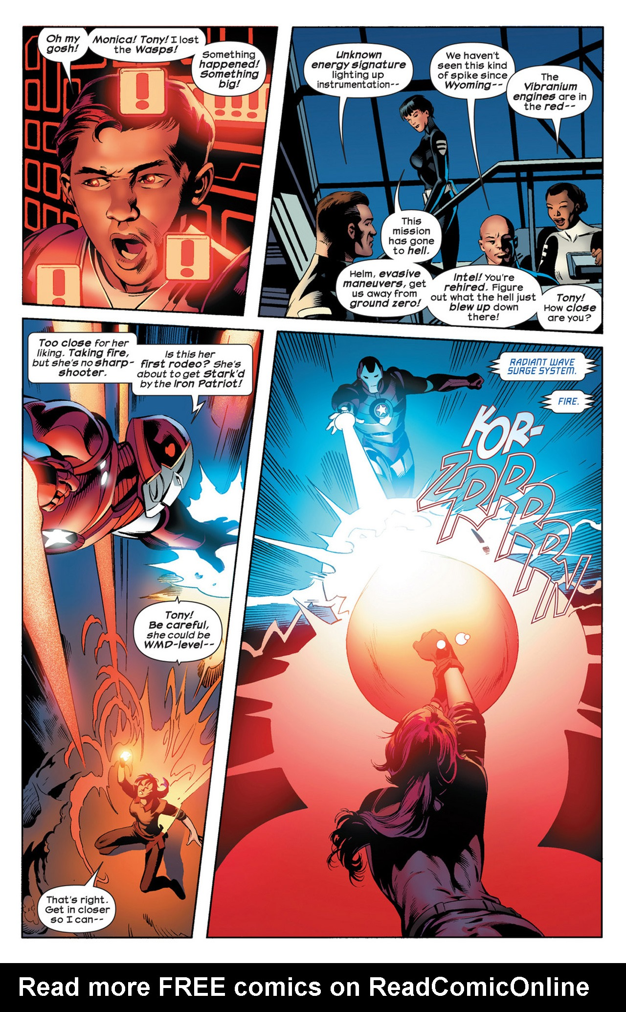 Read online Ultimate Comics Ultimates comic -  Issue #21 - 12