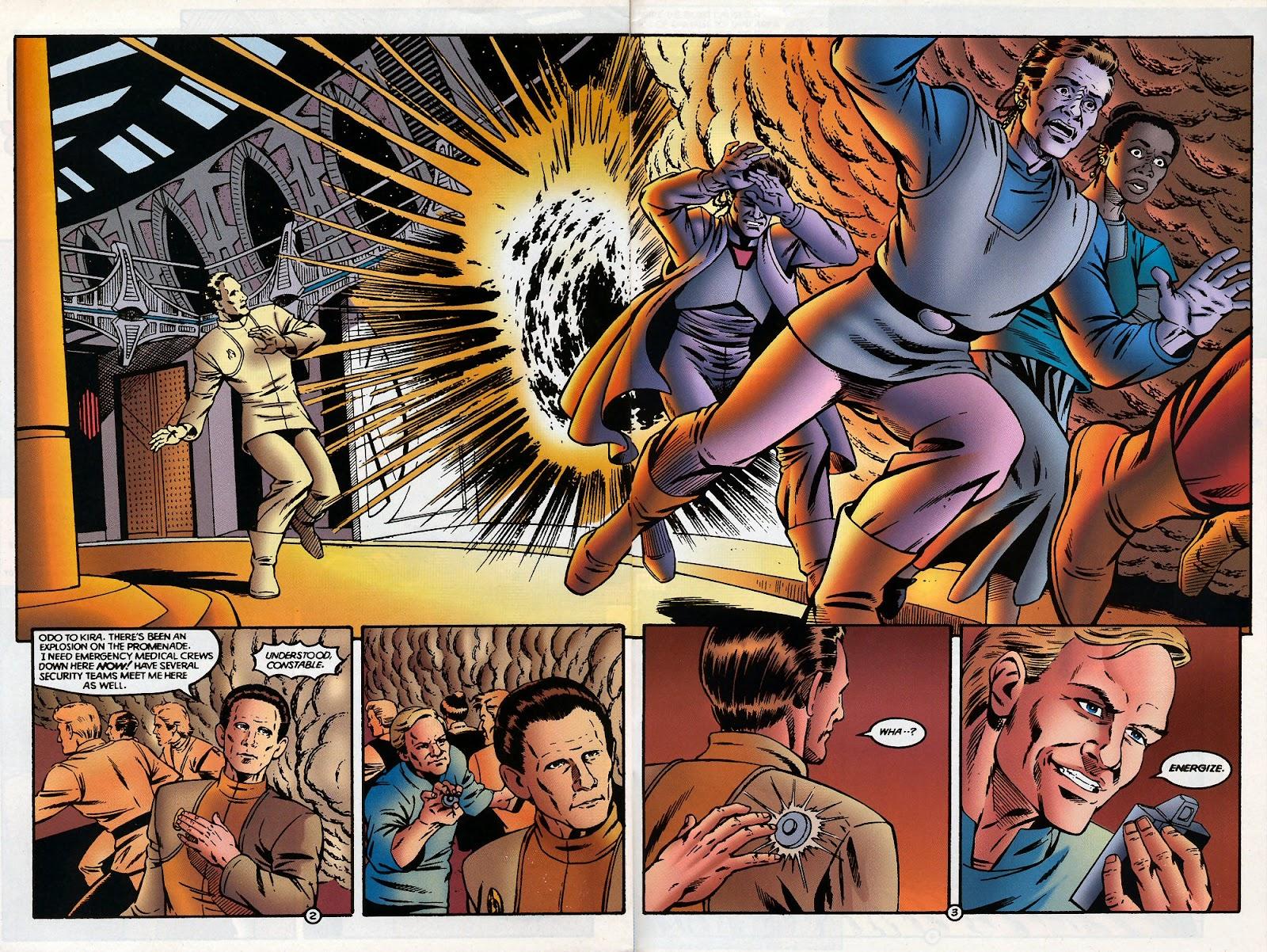 Read online Star Trek: Deep Space Nine (1993) comic -  Issue # _Special 1 - 43