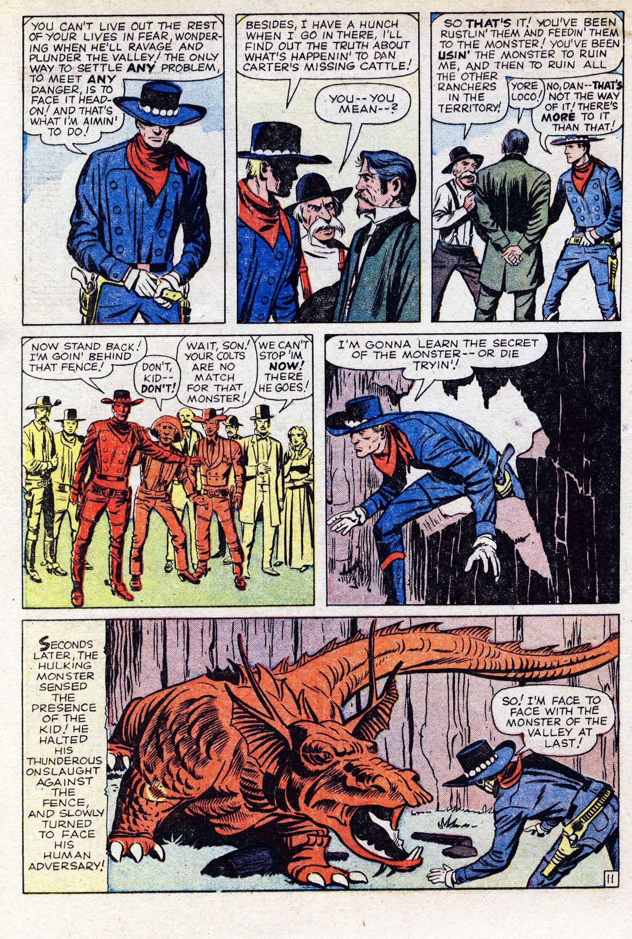 Read online Two-Gun Kid comic -  Issue #58 - 16