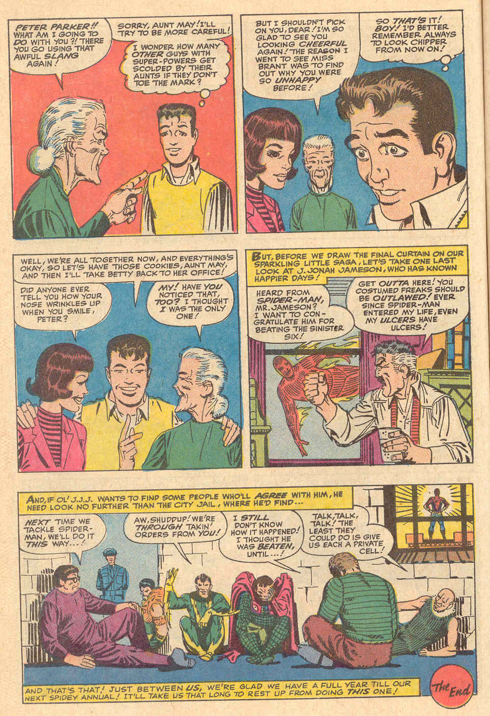 The Amazing Spider-Man (1963) _Annual_6 Page 41
