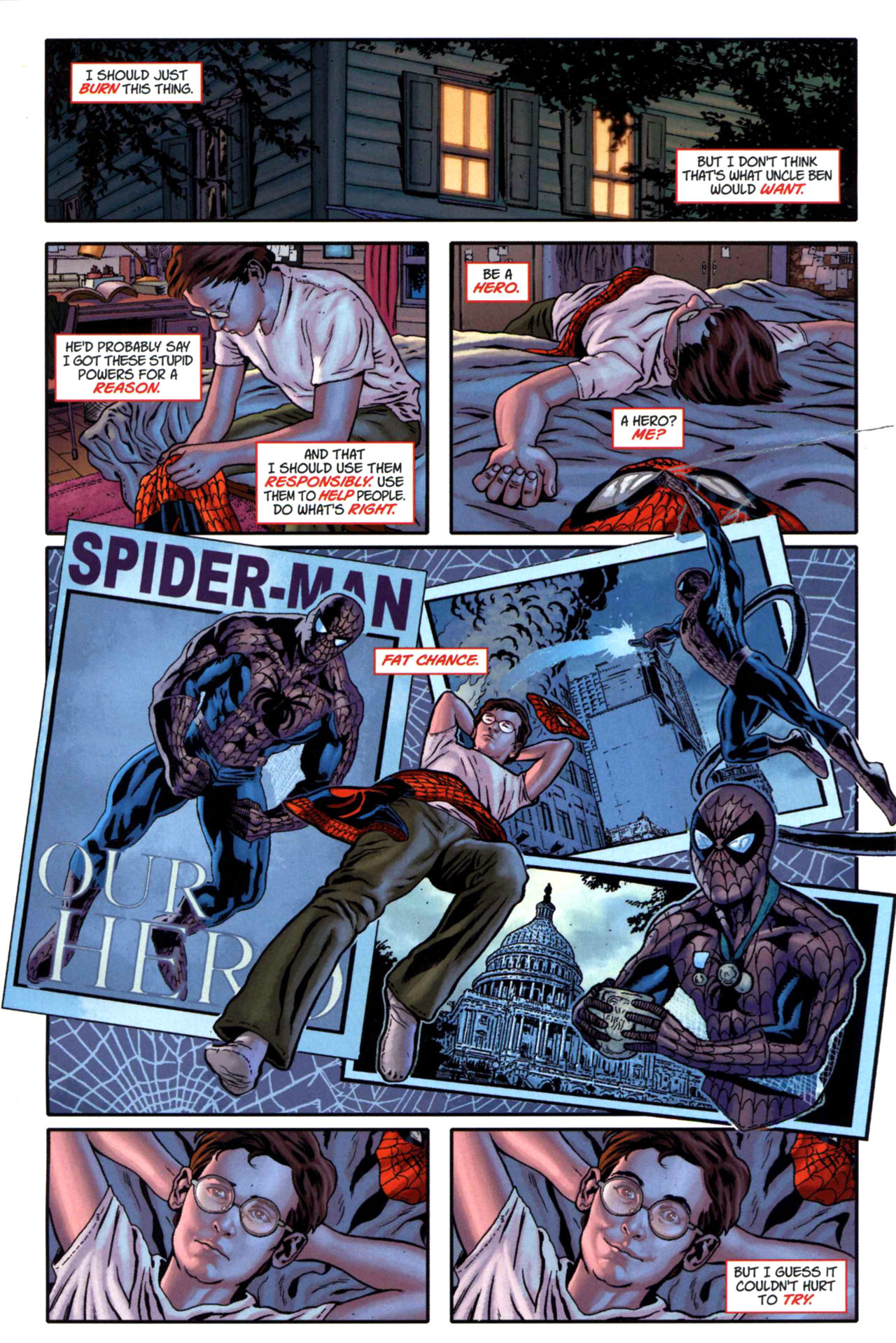 Read online Amazing Spider-Man Family comic -  Issue #1 - 5