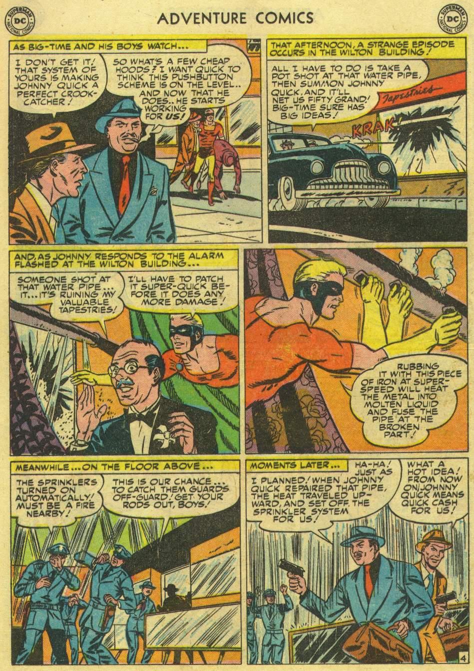 Read online Adventure Comics (1938) comic -  Issue #167 - 28