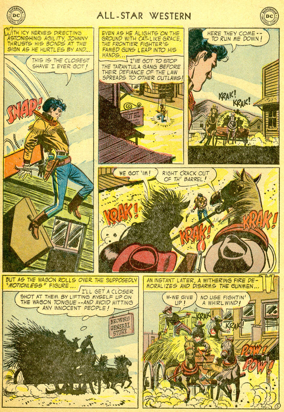 All-Star Western (1951) issue 81 - Page 32