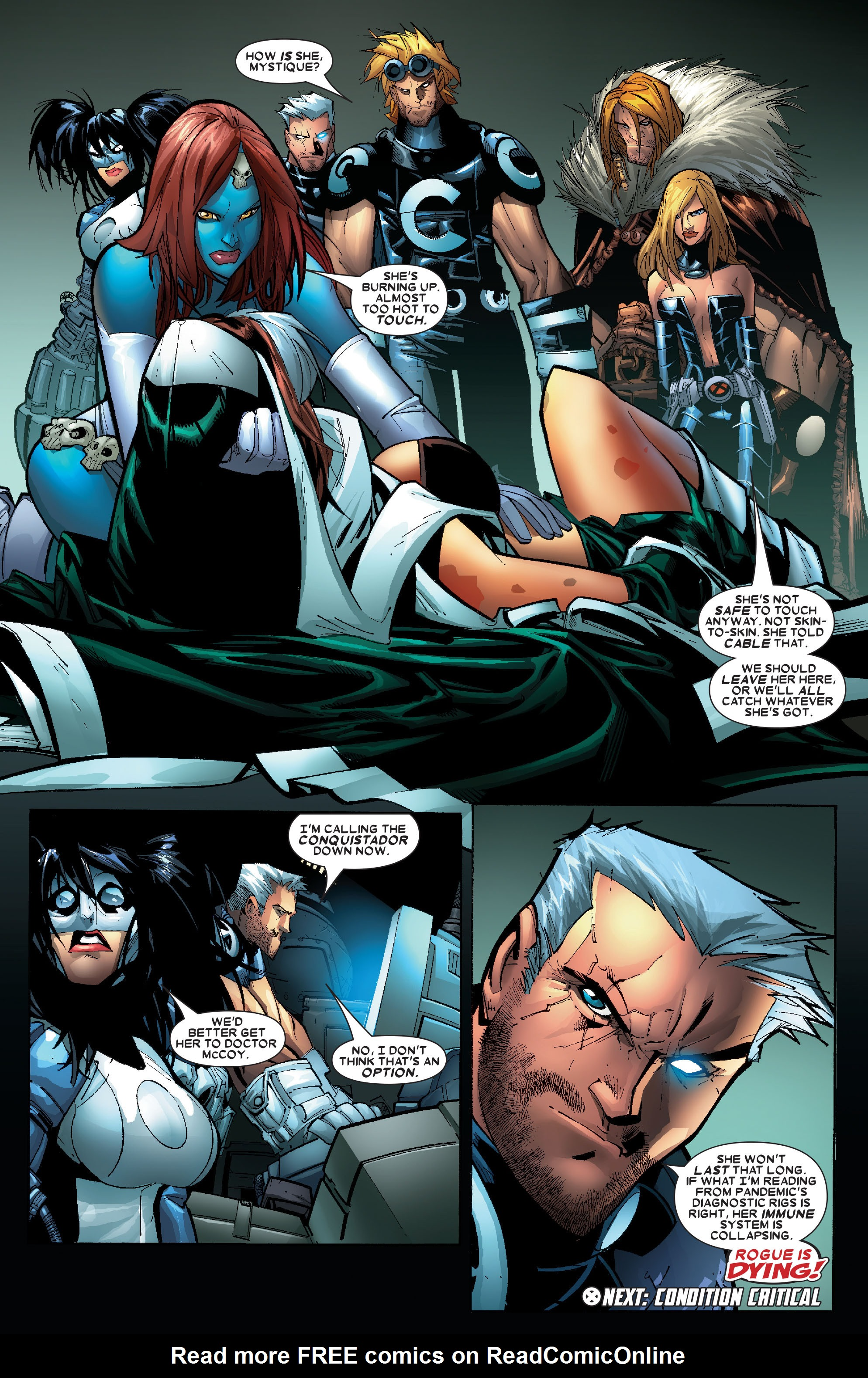 X-Men (1991) 196 Page 22