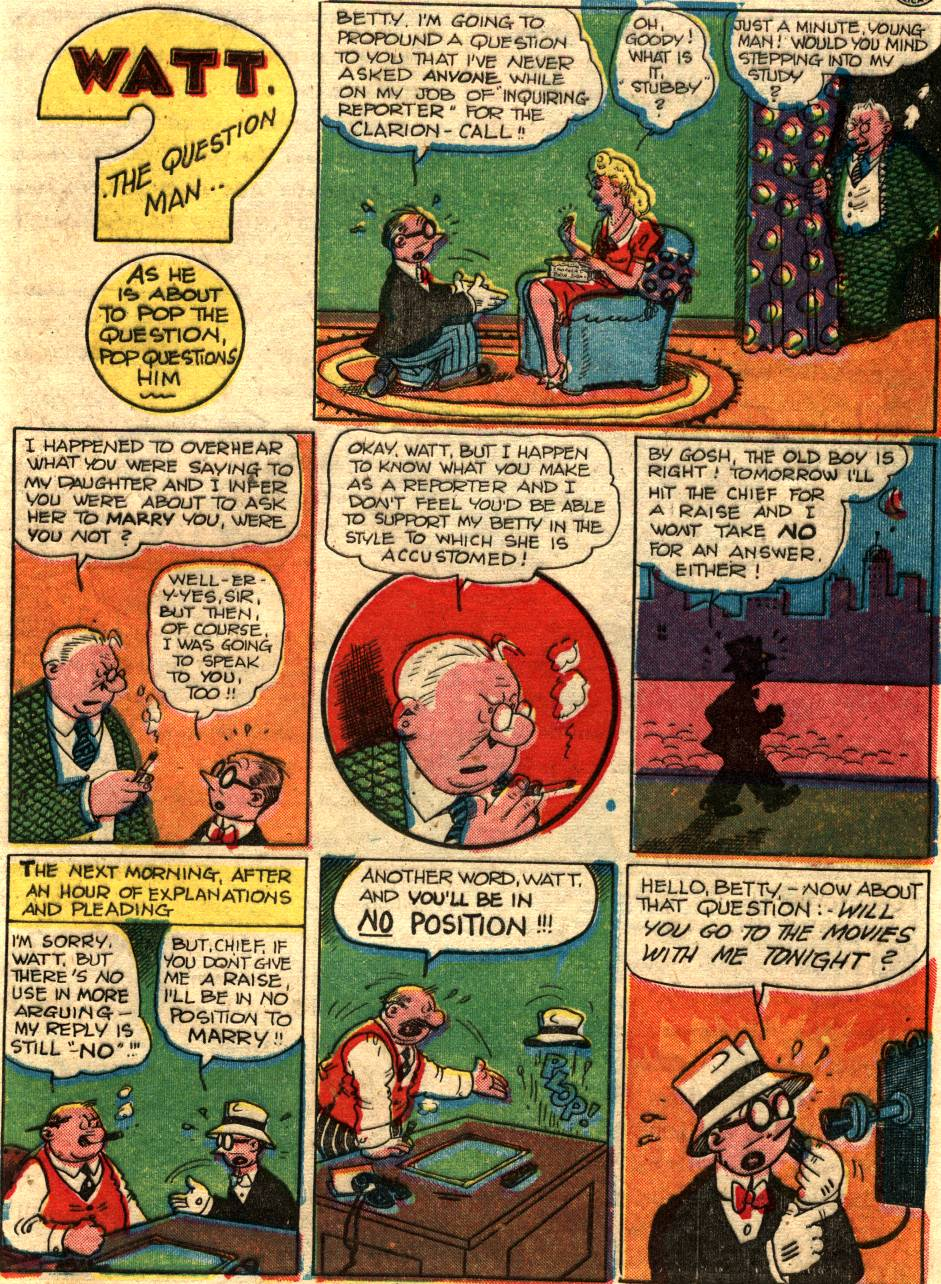 Read online Sensation (Mystery) Comics comic -  Issue #58 - 41