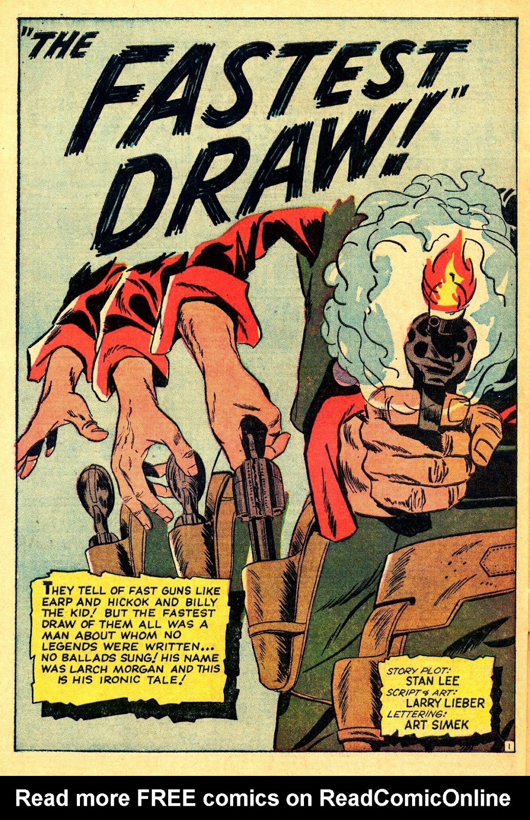 The Rawhide Kid (1955) issue 40 - Page 28
