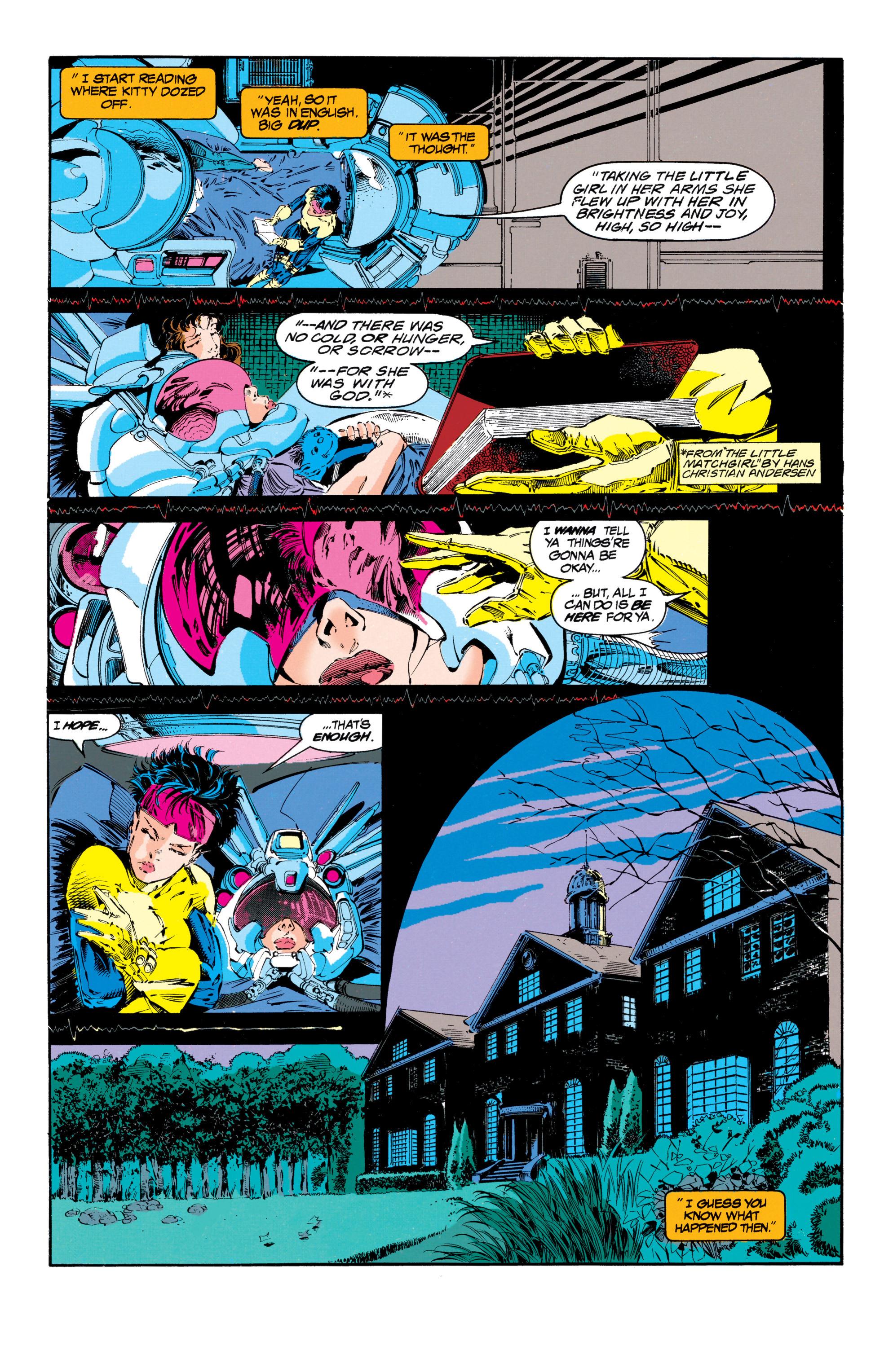 Read online Uncanny X-Men (1963) comic -  Issue #303 - 19