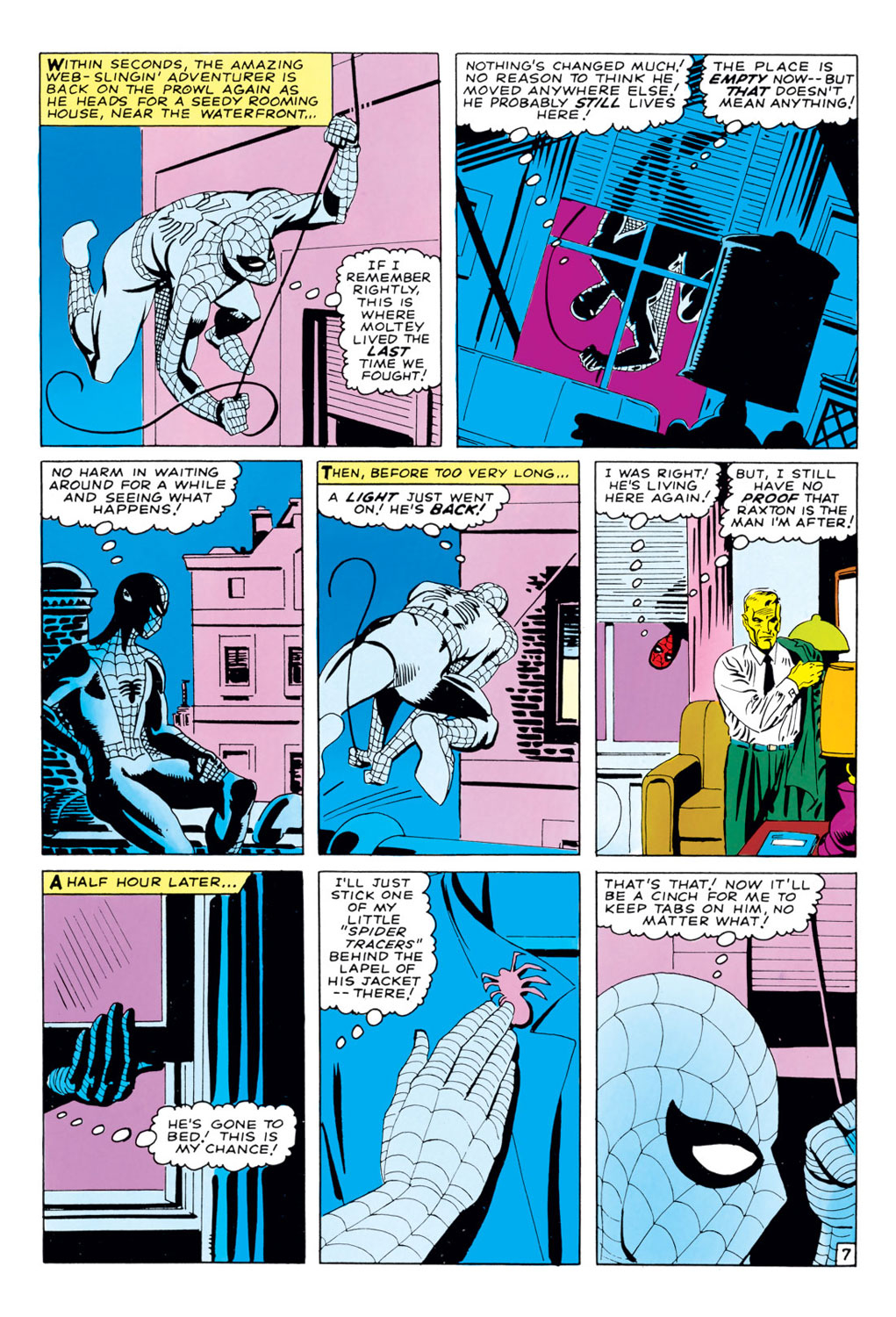 The Amazing Spider-Man (1963) 35 Page 7