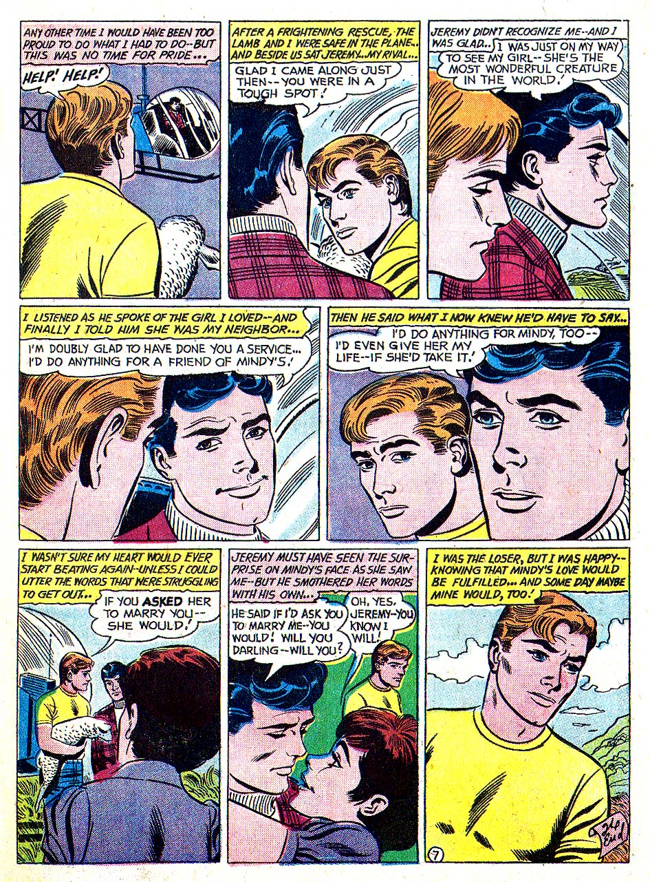 Young Romance issue 149 - Page 15