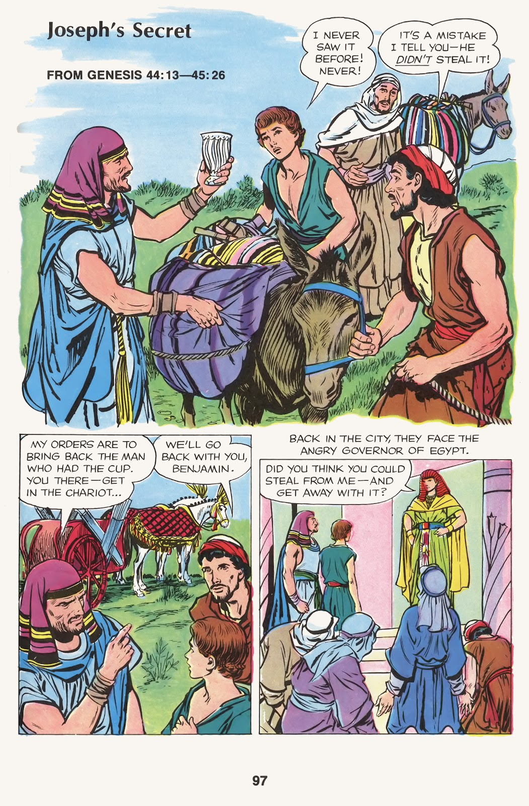 The Picture Bible issue TPB (Part 1) - Page 99