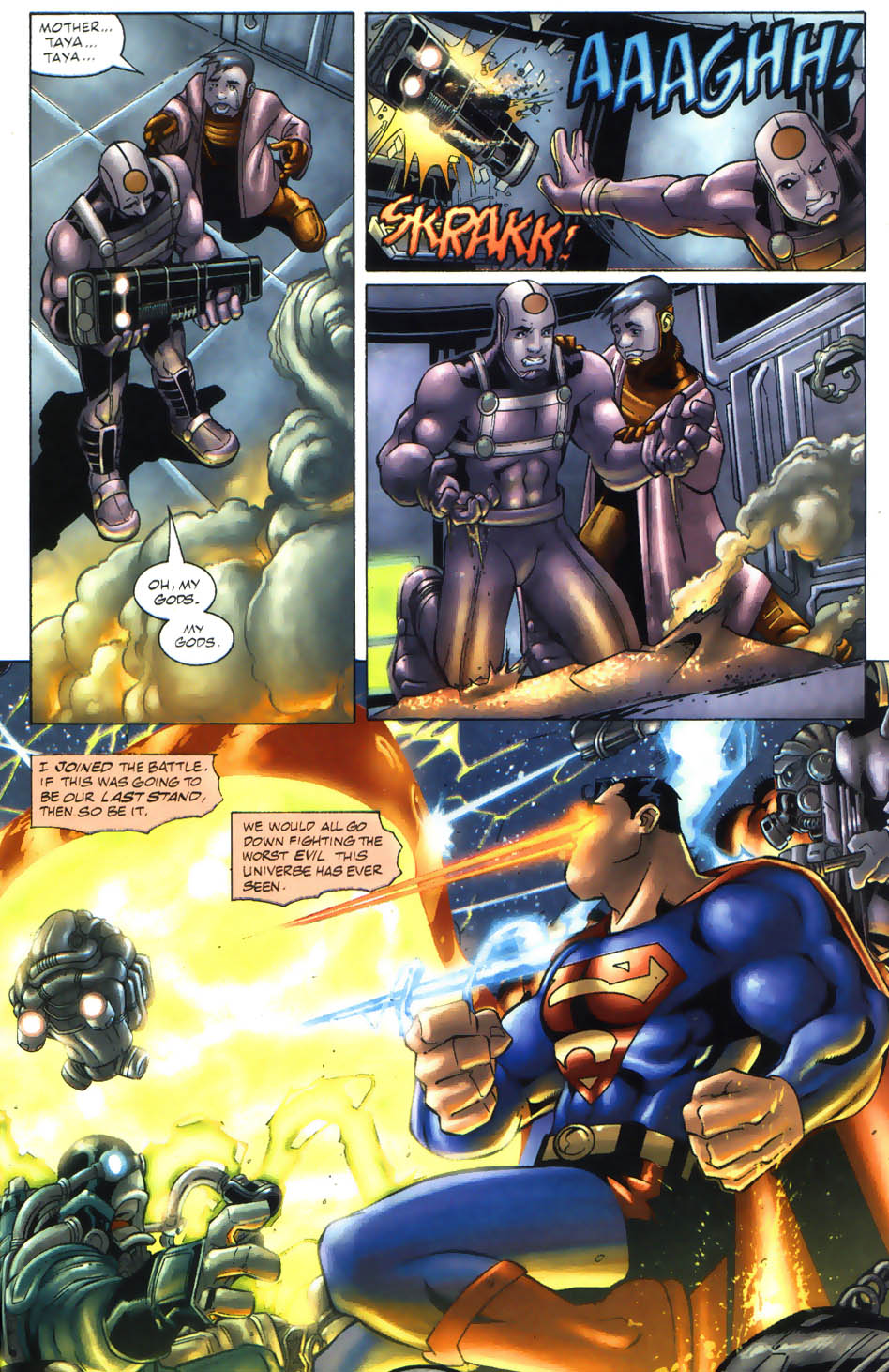 Read online Adventures of Superman (1987) comic -  Issue #591 - 15