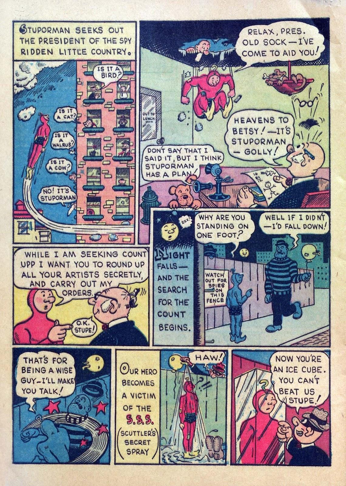 Read online Joker Comics comic -  Issue #1 - 62
