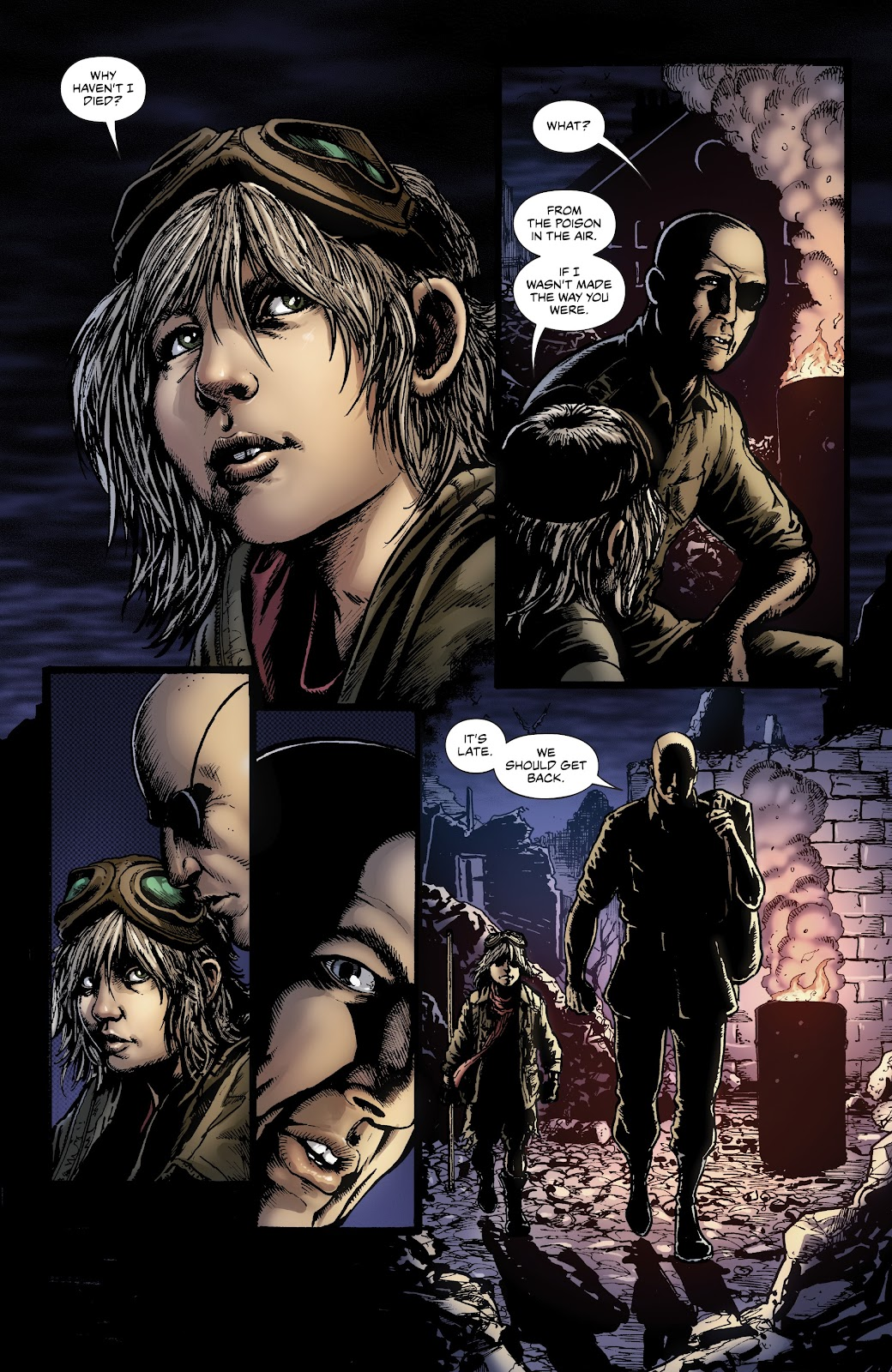 Read online Oliver comic -  Issue #1 - 25
