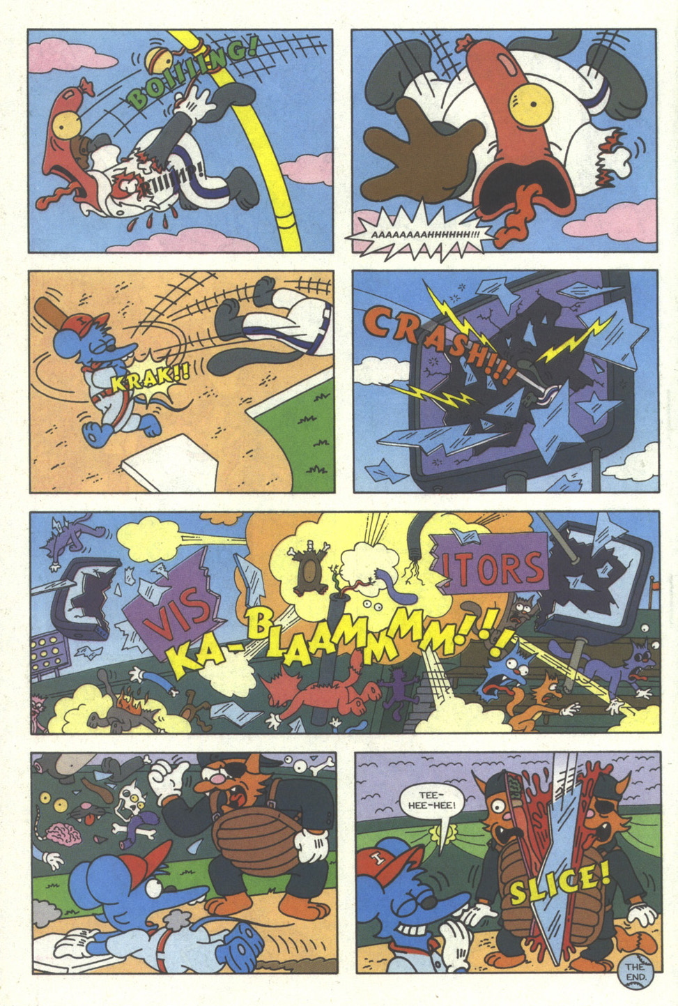 Read online Simpsons Comics comic -  Issue #25 - 30