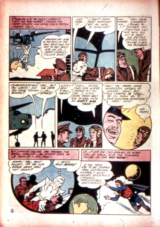 Read online Sensation (Mystery) Comics comic -  Issue #17 - 30