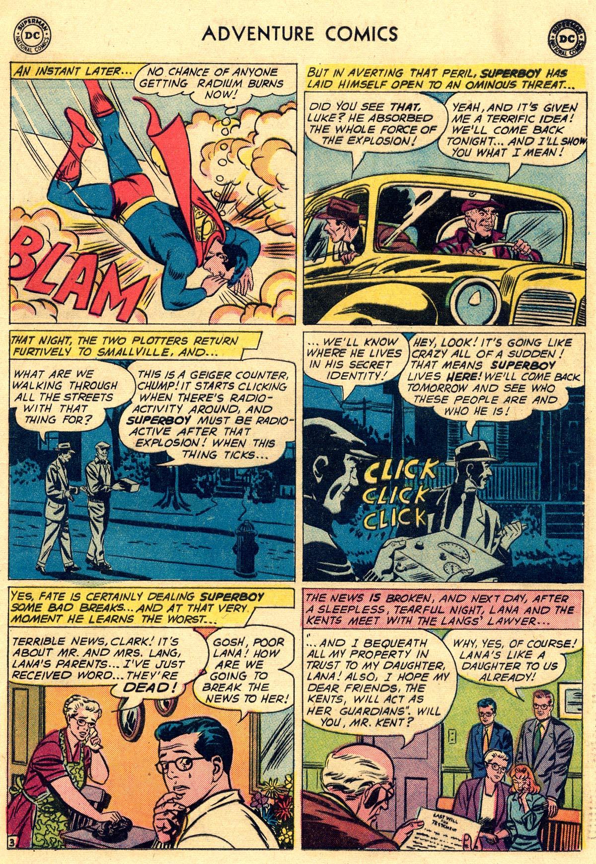 Read online Adventure Comics (1938) comic -  Issue #297 - 5