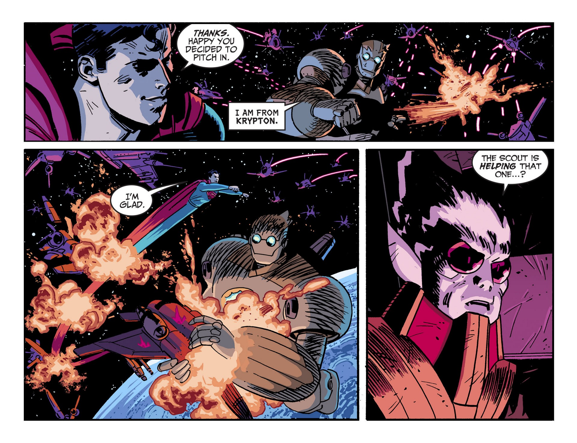 Read online Adventures of Superman [I] comic -  Issue #45 - 12