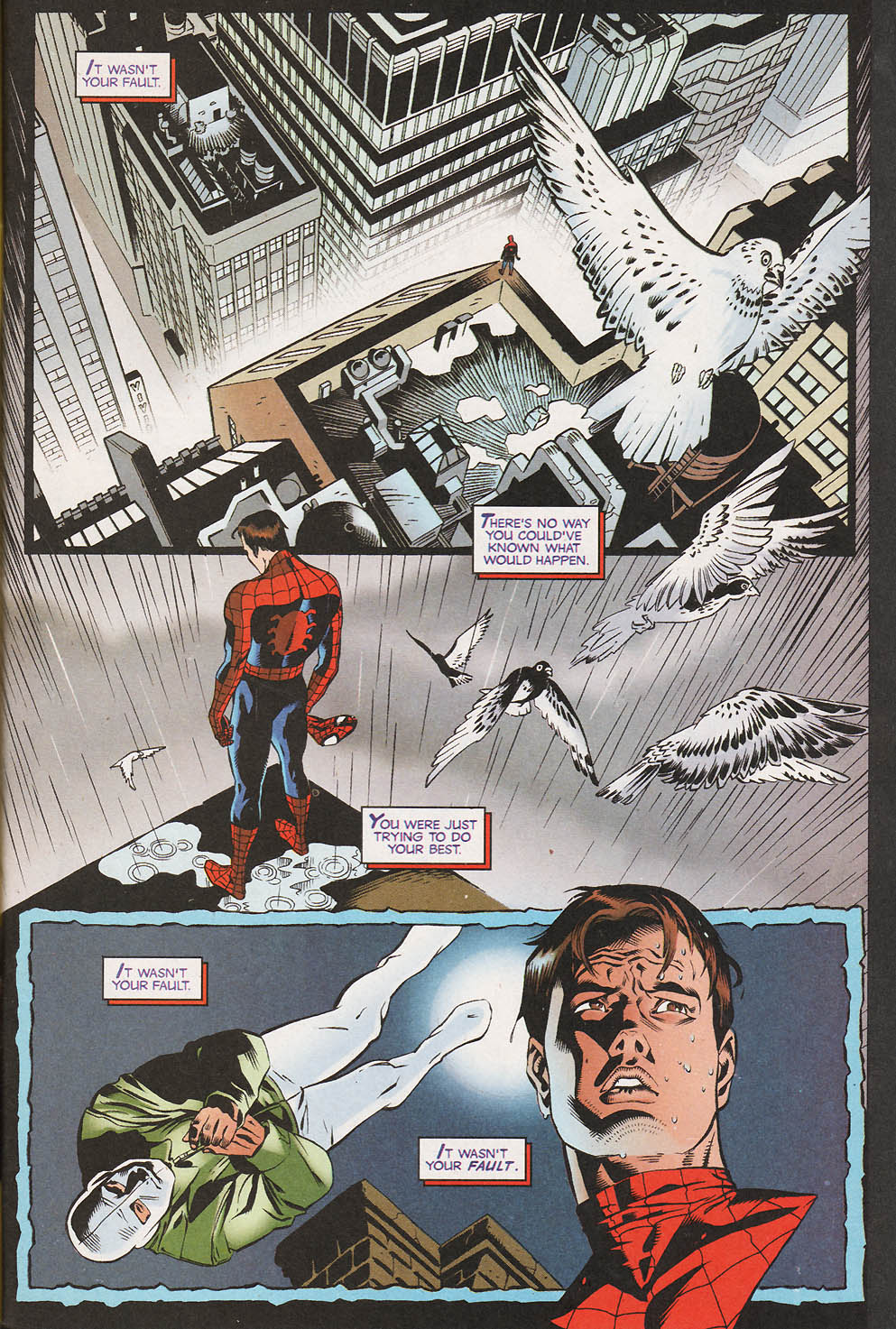 Webspinners: Tales of Spider-Man 12 Page 2