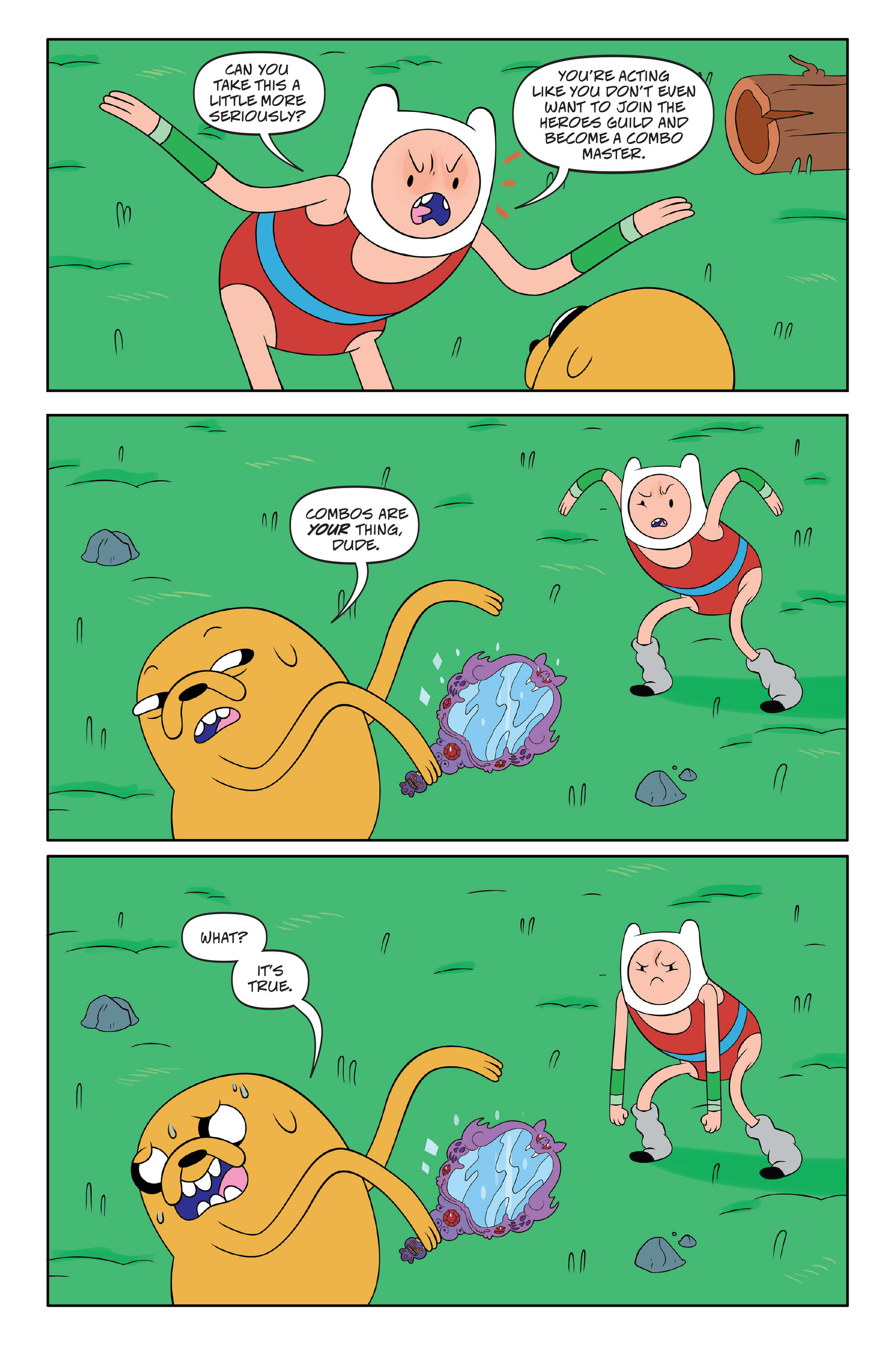 Read online Adventure Time comic -  Issue #Adventure Time _TPB 7 - 52